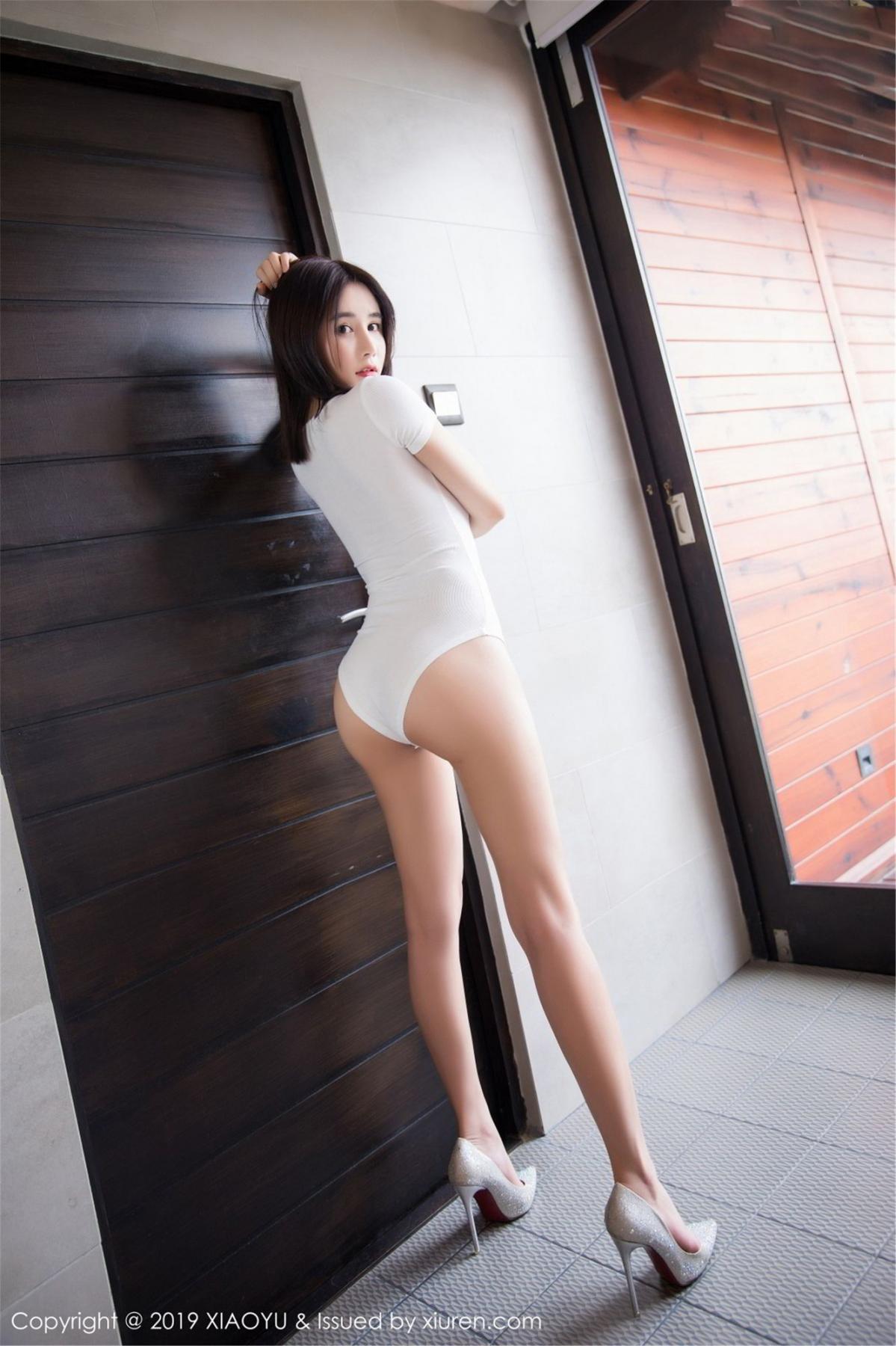 [XiaoYu] Vol.060 Xiao Mo Lin 23P, Bathroom, Lin Lin Ailin, Wet, XiaoYu