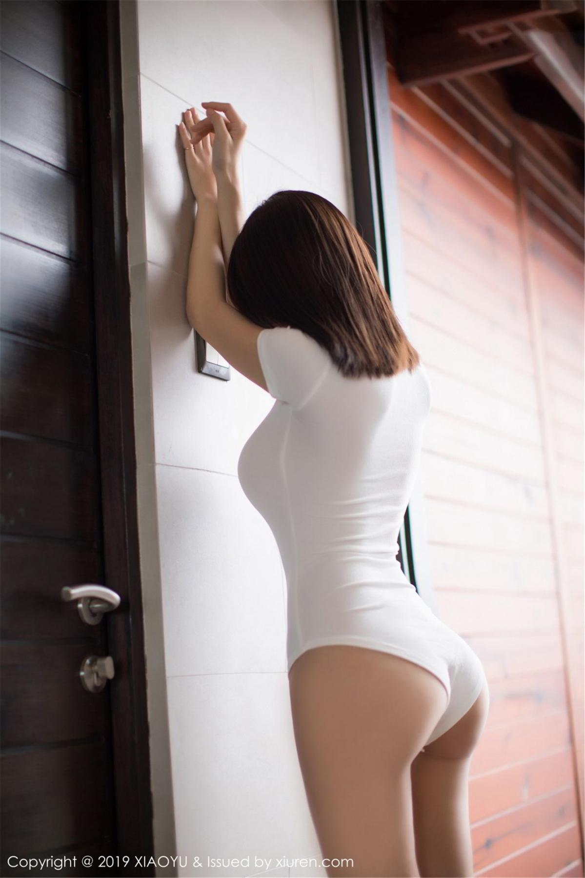 [XiaoYu] Vol.060 Xiao Mo Lin 2P, Bathroom, Lin Lin Ailin, Wet, XiaoYu