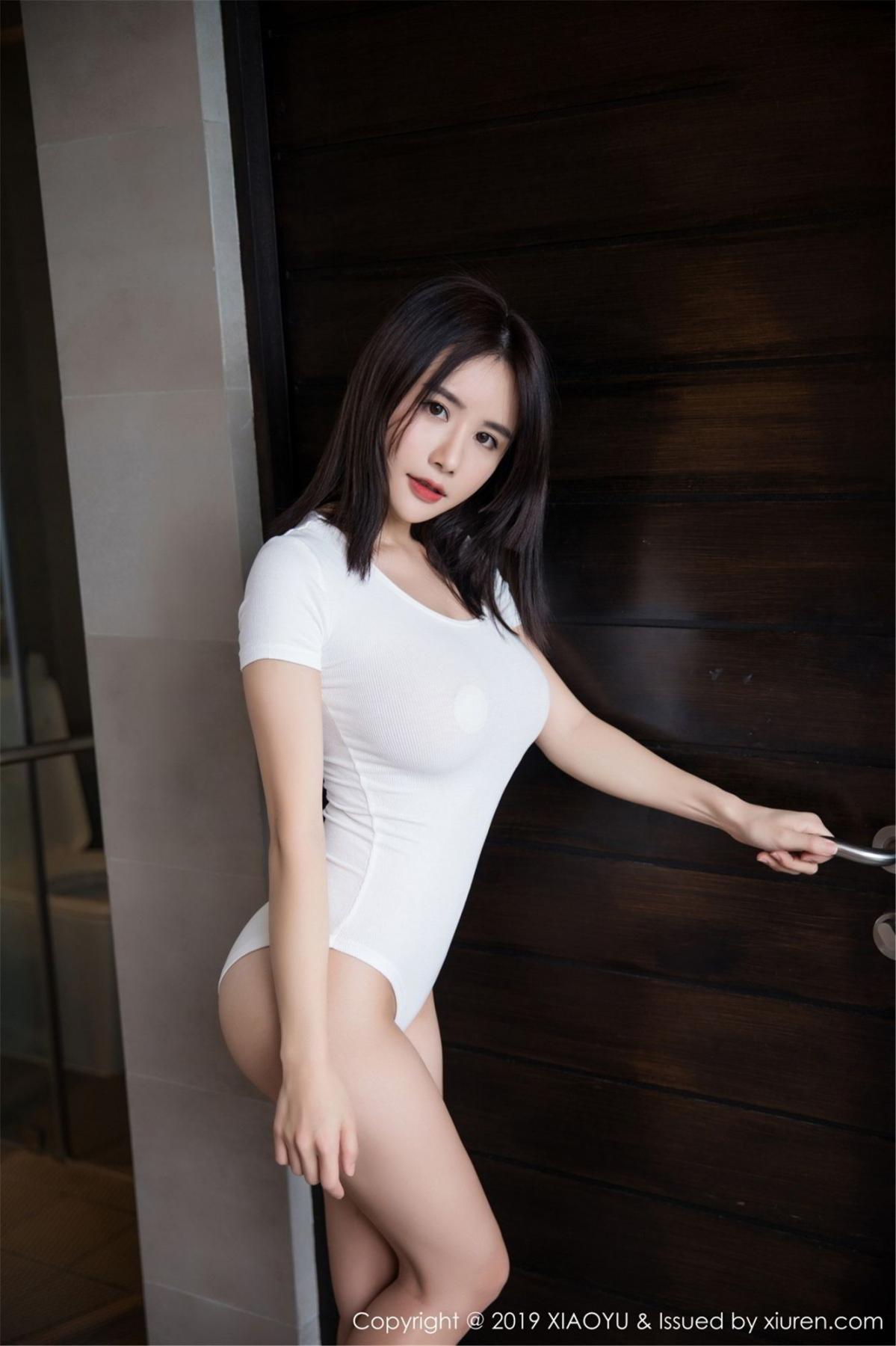 [XiaoYu] Vol.060 Xiao Mo Lin 4P, Bathroom, Lin Lin Ailin, Wet, XiaoYu