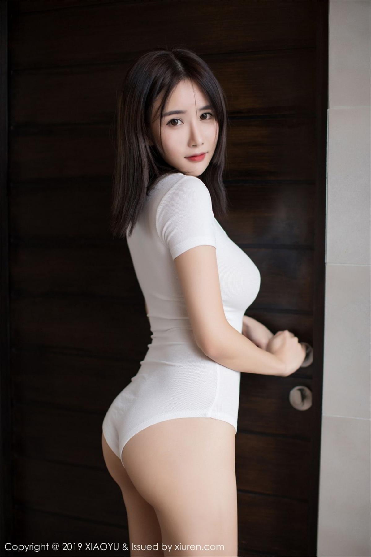 [XiaoYu] Vol.060 Xiao Mo Lin 6P, Bathroom, Lin Lin Ailin, Wet, XiaoYu