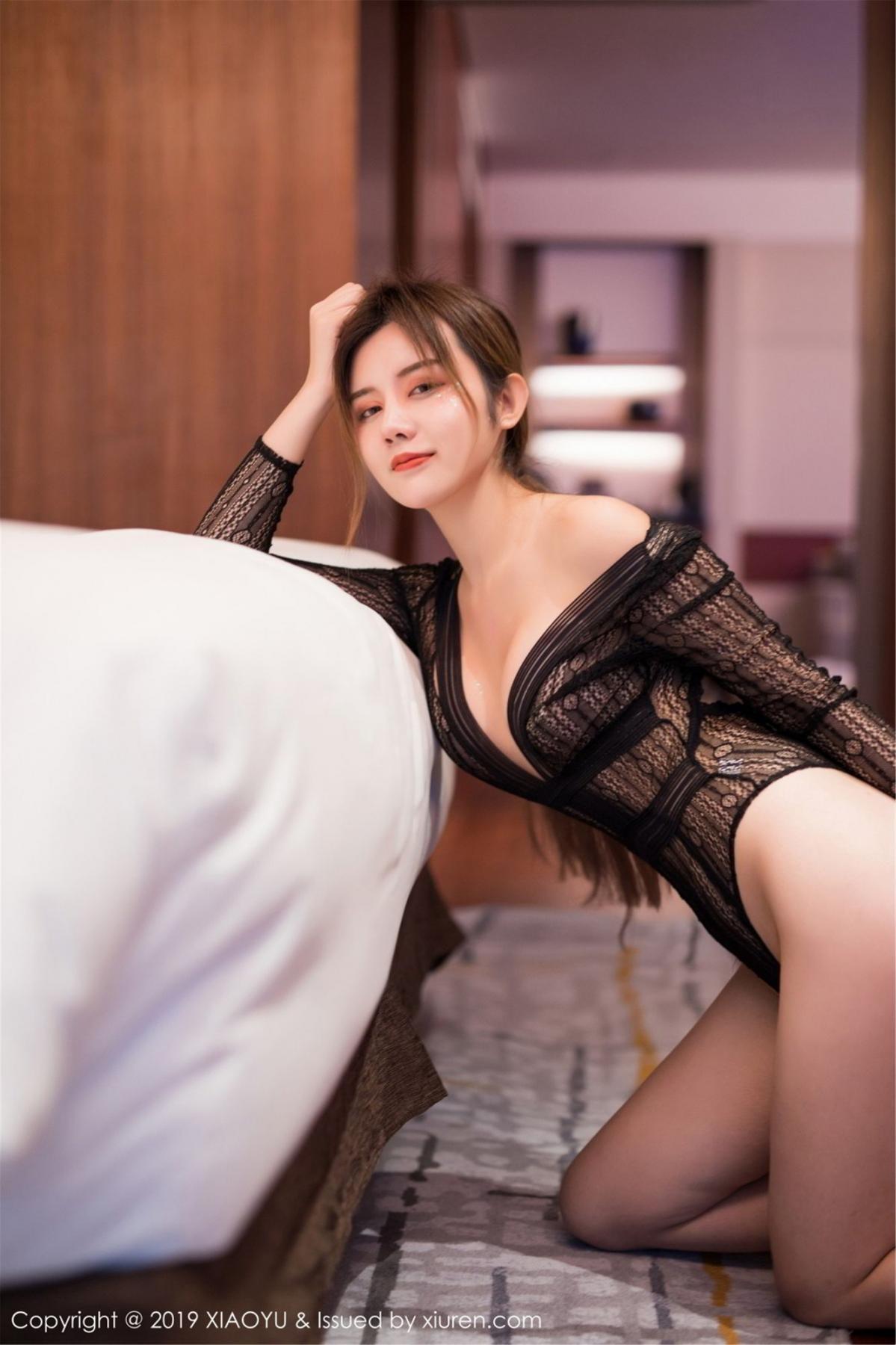[XiaoYu] Vol.064 Zhuo Ya Qi 3P, Sexy, XiaoYu, Zhuo Ya Qi