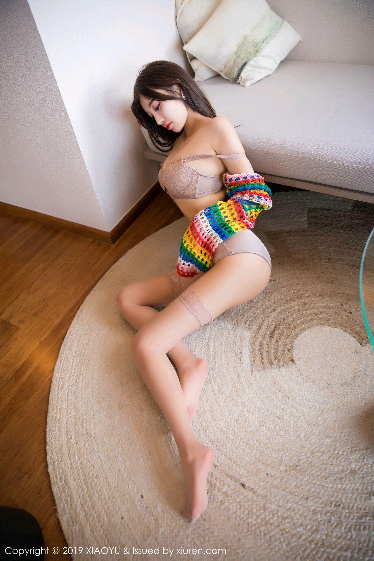 [XiaoYu] Vol.067 Yang Chen Chen 17P, Beach, Underwear, XiaoYu, Yang Chen Chen
