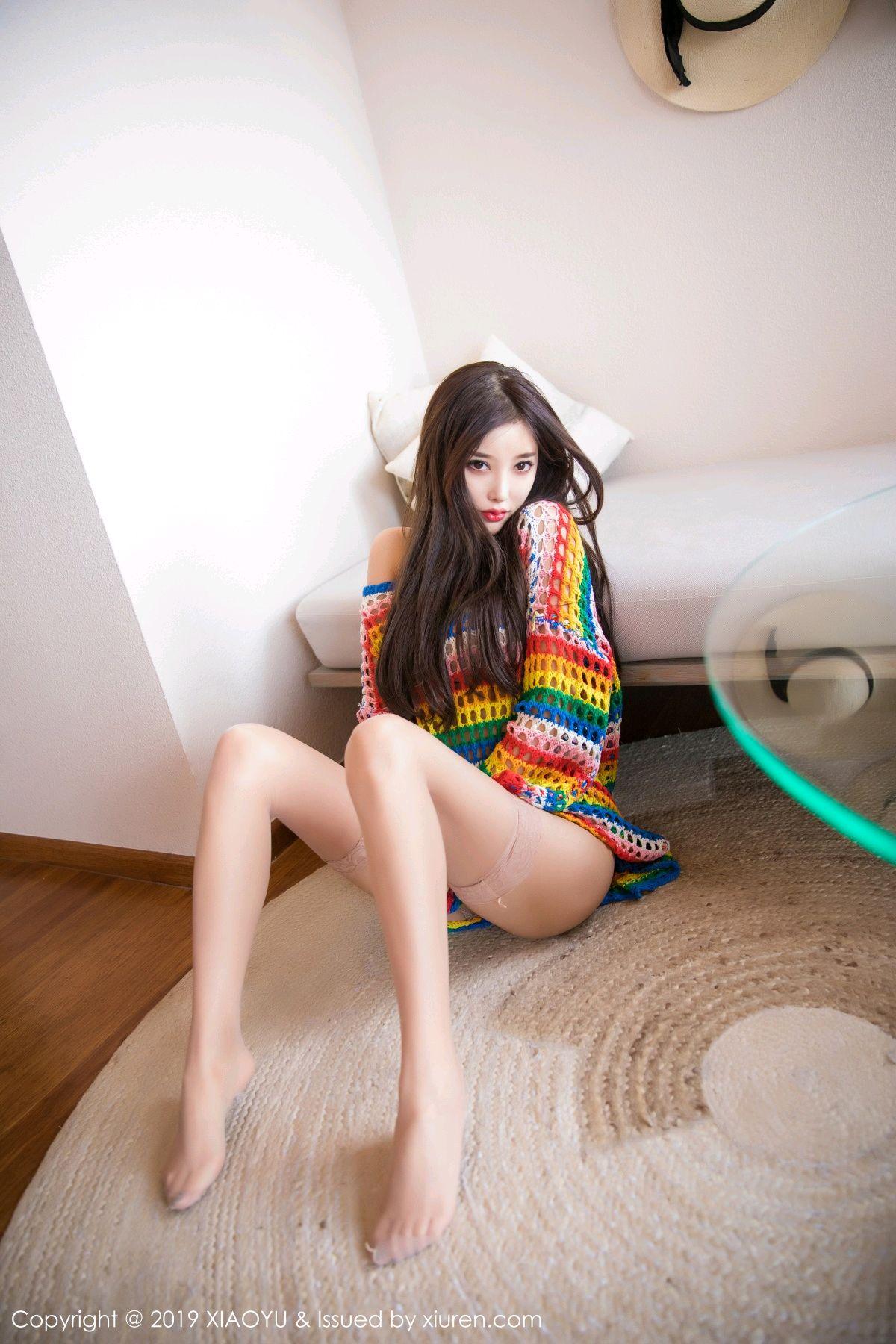 [XiaoYu] Vol.067 Yang Chen Chen 1P, Beach, Underwear, XiaoYu, Yang Chen Chen