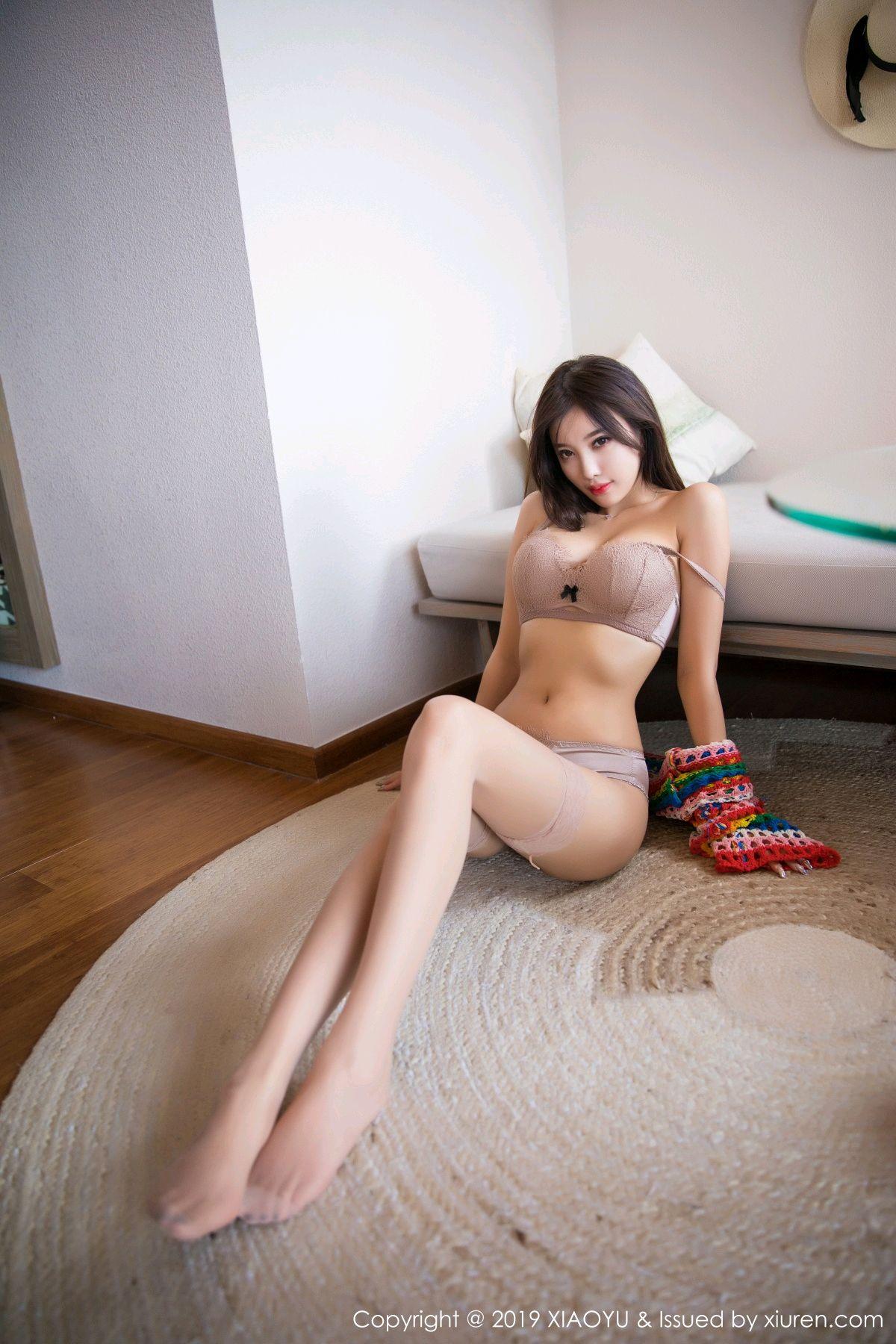 [XiaoYu] Vol.067 Yang Chen Chen 4P, Beach, Underwear, XiaoYu, Yang Chen Chen