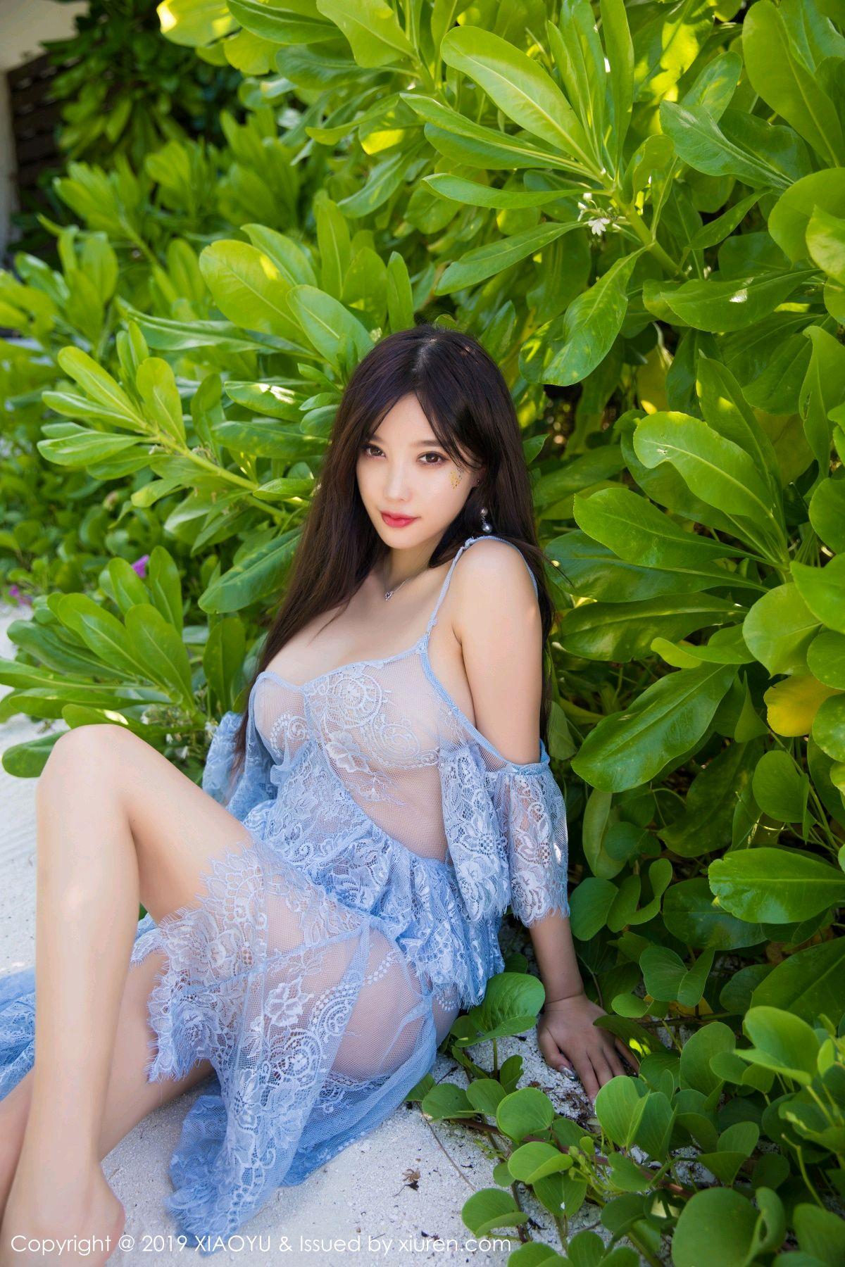 [XiaoYu] Vol.067 Yang Chen Chen 53P, Beach, Underwear, XiaoYu, Yang Chen Chen