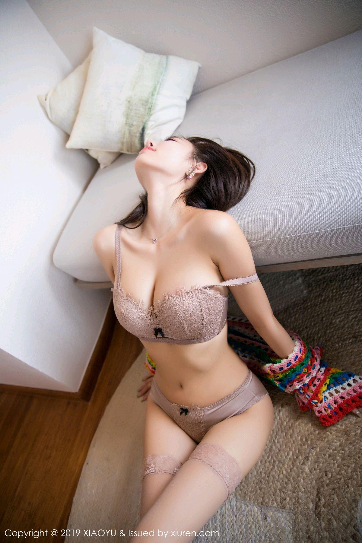 [XiaoYu] Vol.067 Yang Chen Chen 5P, Beach, Underwear, XiaoYu, Yang Chen Chen