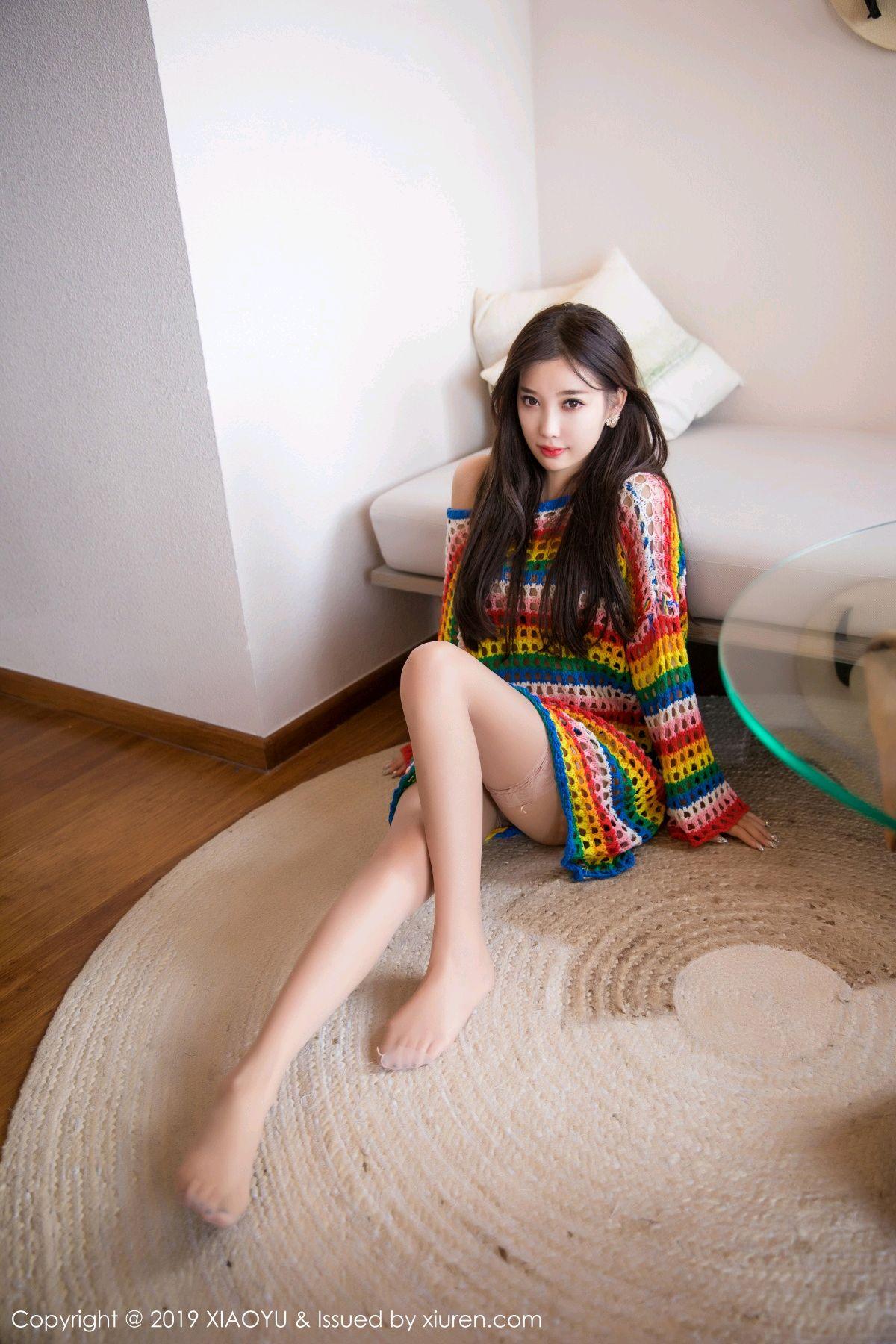 [XiaoYu] Vol.067 Yang Chen Chen 8P, Beach, Underwear, XiaoYu, Yang Chen Chen