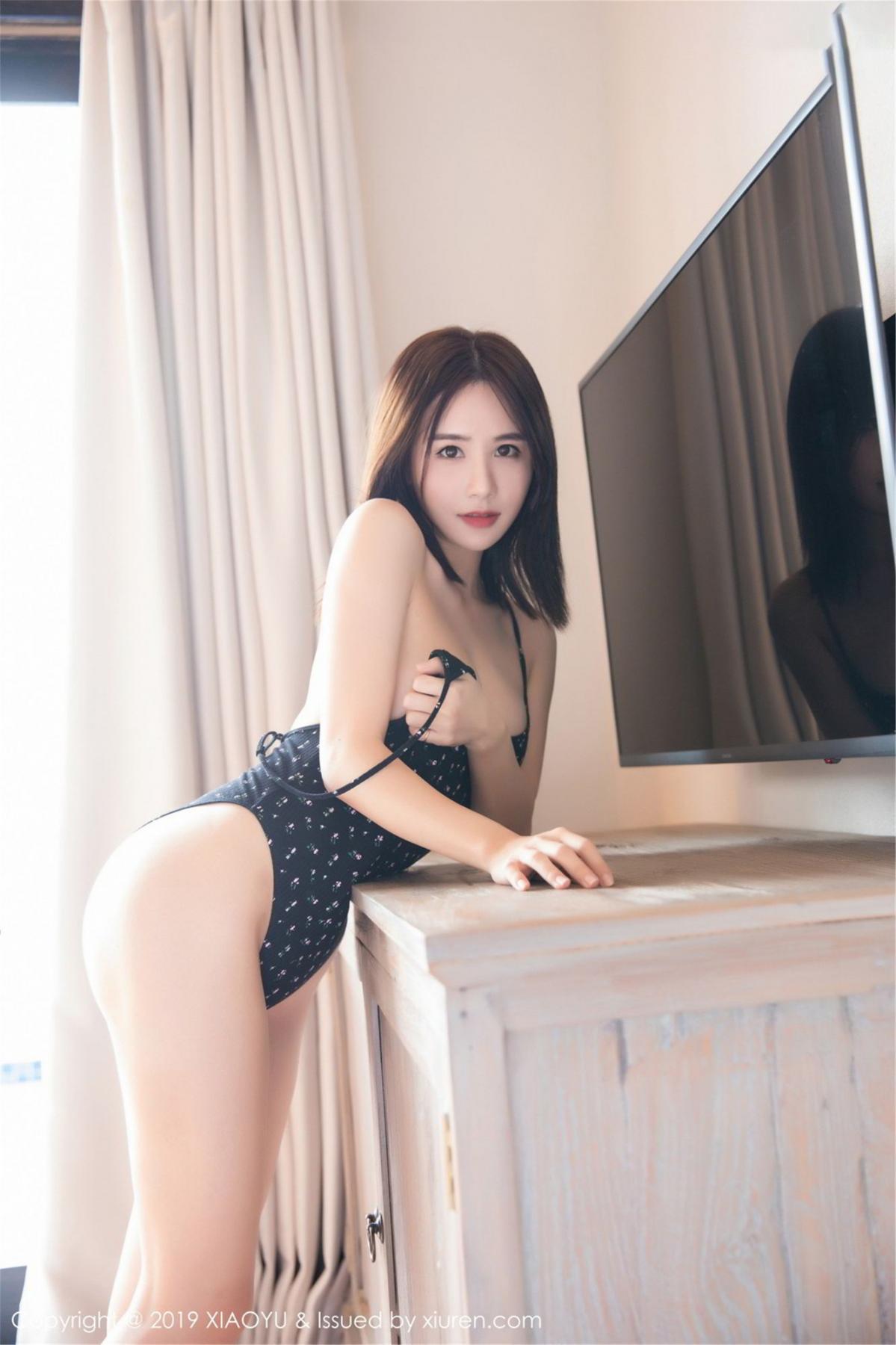[XiaoYu] Vol.069 Xiao Mo Lin 35P, Lin Lin Ailin, Sexy, XiaoYu