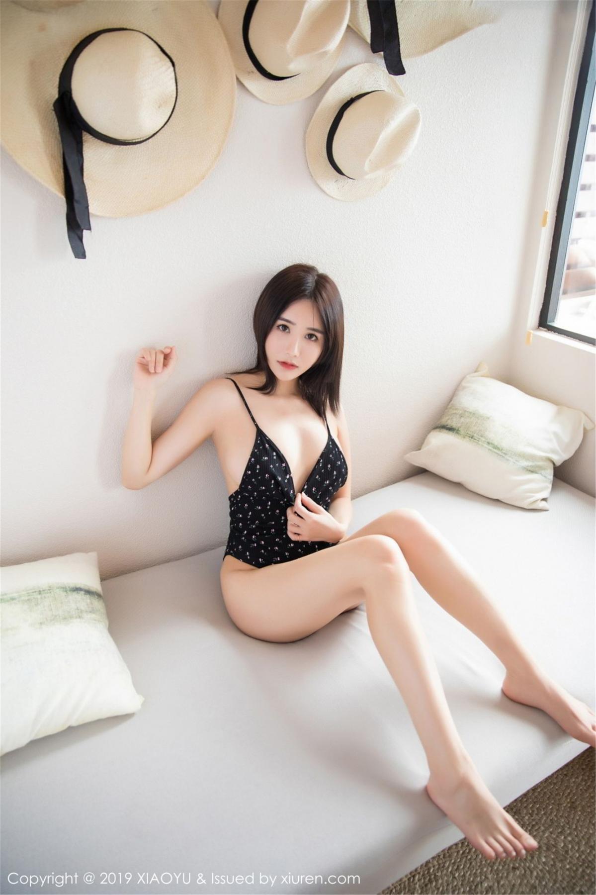 [XiaoYu] Vol.069 Xiao Mo Lin 3P, Lin Lin Ailin, Sexy, XiaoYu