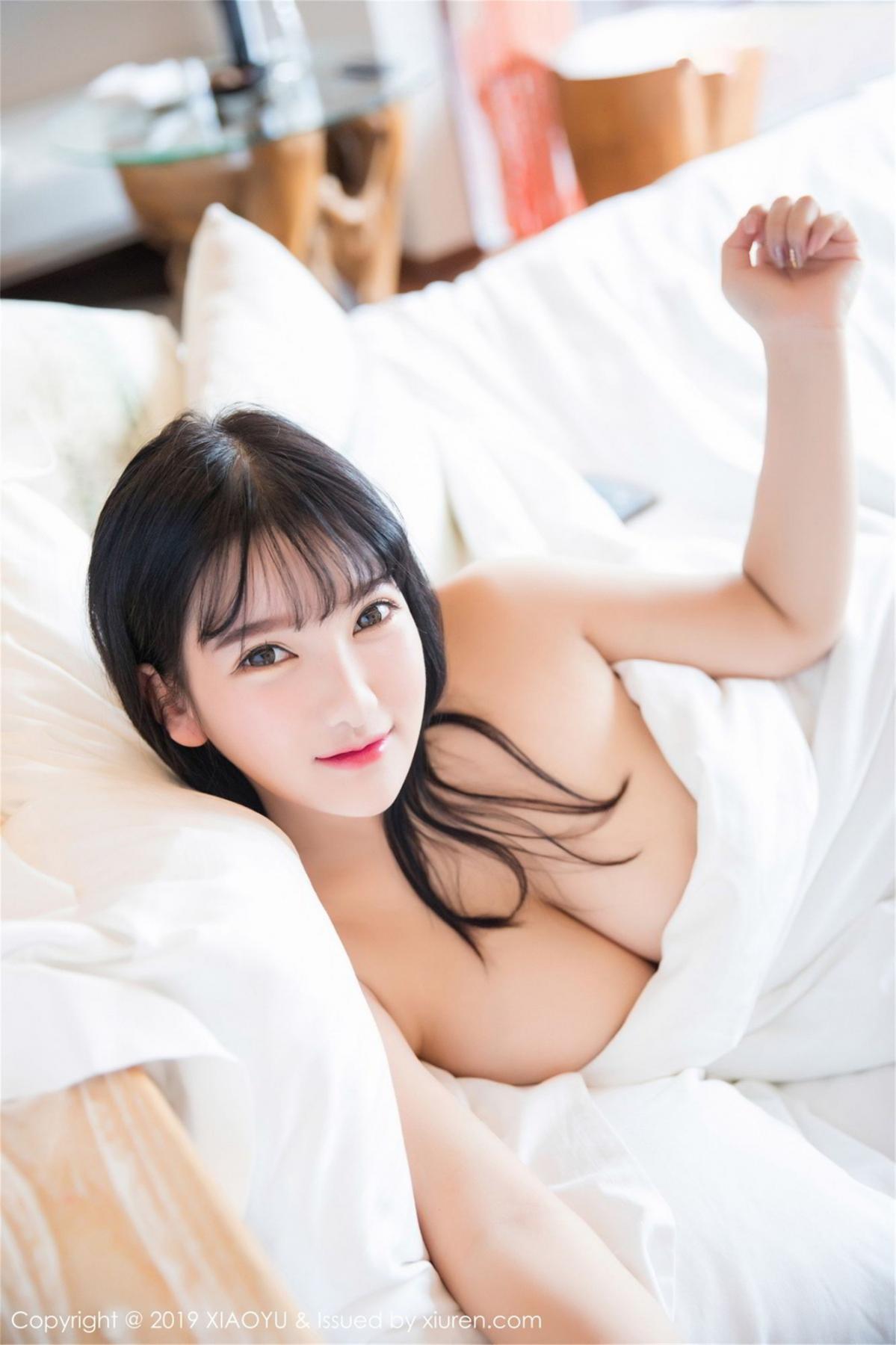 [XiaoYu] Vol.070 Lu Lu Xiao Miao 11P, Baby Face Big Boobs, Lovely, Lu Lu Xiao Miao, XiaoYu
