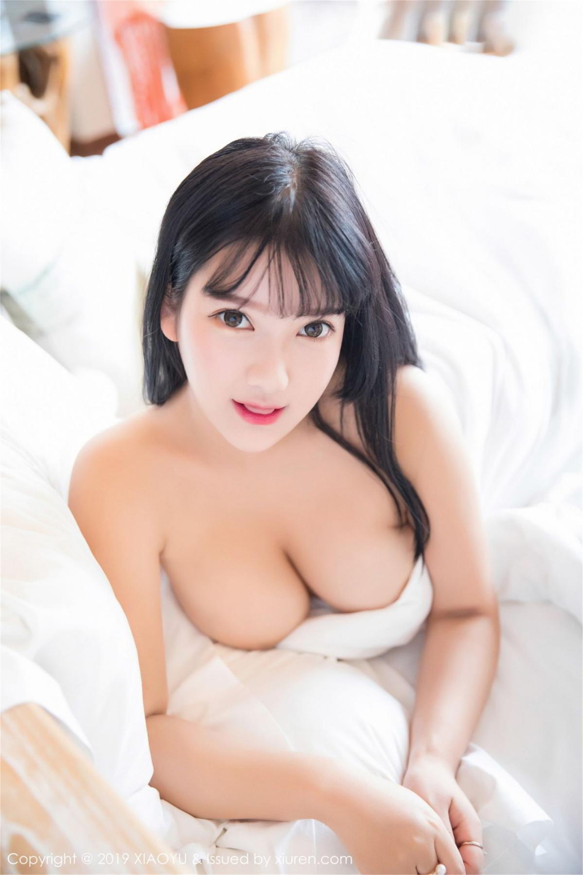 [XiaoYu] Vol.070 Lu Lu Xiao Miao 12P, Baby Face Big Boobs, Lovely, Lu Lu Xiao Miao, XiaoYu