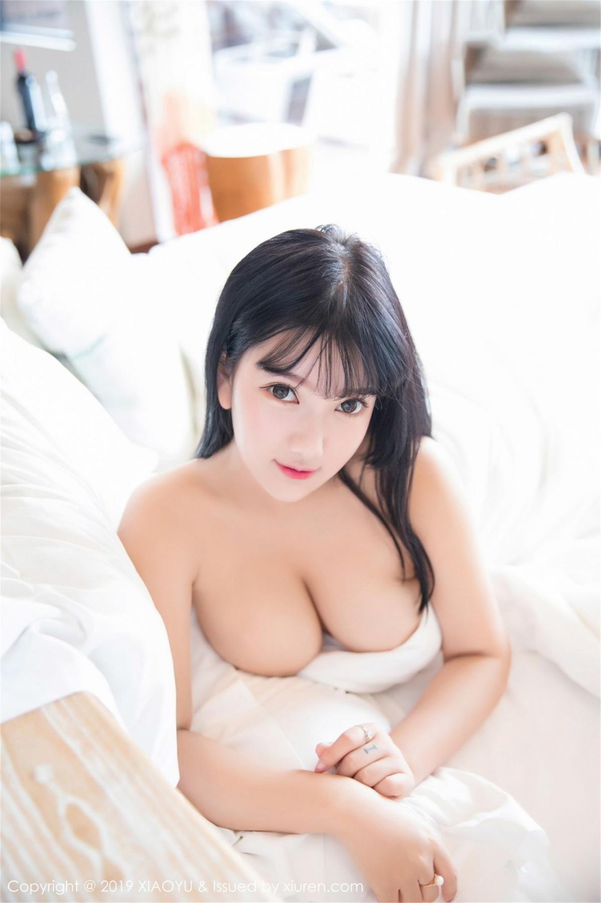 [XiaoYu] Vol.070 Lu Lu Xiao Miao 13P, Baby Face Big Boobs, Lovely, Lu Lu Xiao Miao, XiaoYu