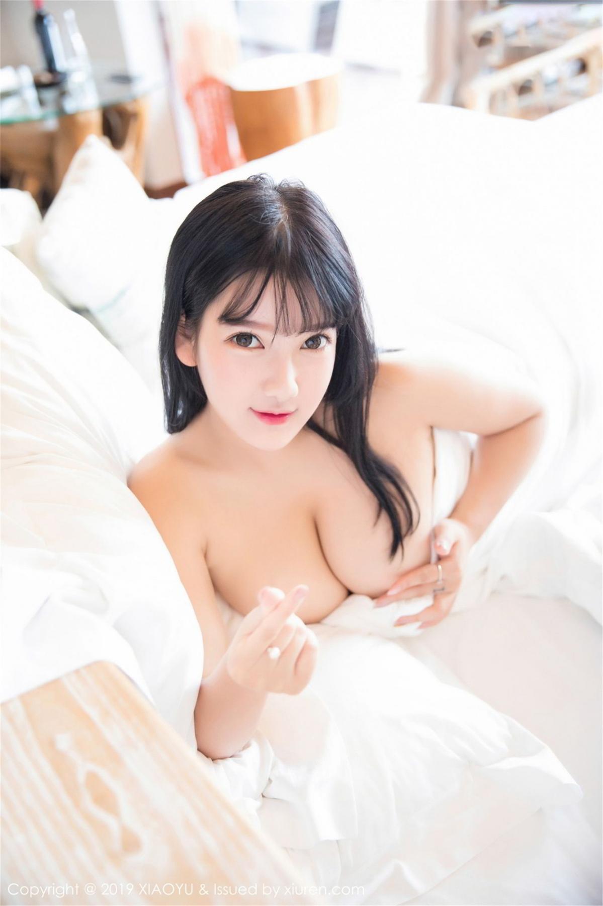 [XiaoYu] Vol.070 Lu Lu Xiao Miao 14P, Baby Face Big Boobs, Lovely, Lu Lu Xiao Miao, XiaoYu