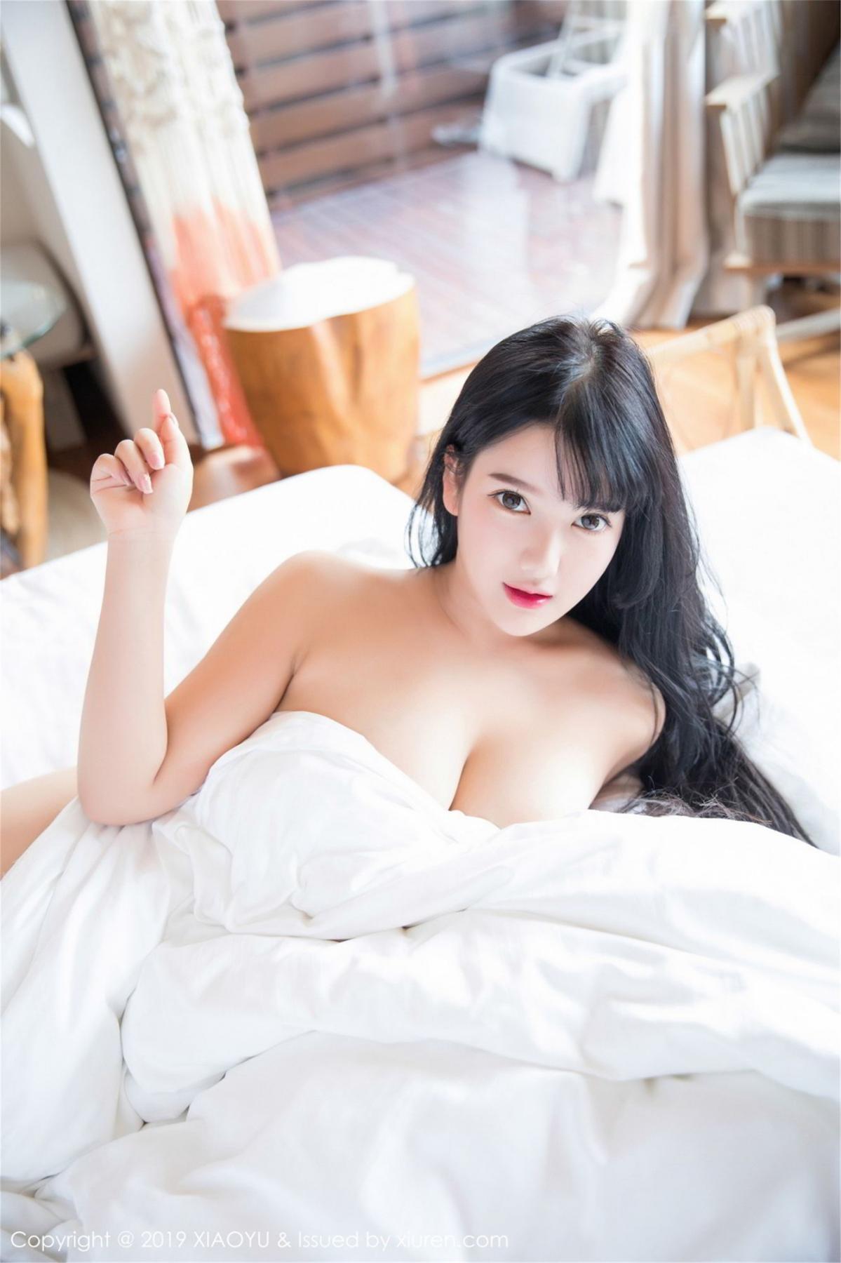 [XiaoYu] Vol.070 Lu Lu Xiao Miao 16P, Baby Face Big Boobs, Lovely, Lu Lu Xiao Miao, XiaoYu
