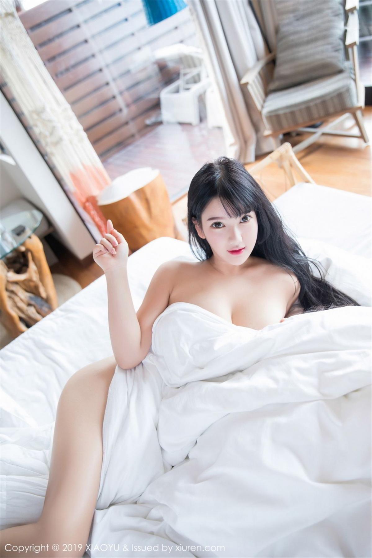 [XiaoYu] Vol.070 Lu Lu Xiao Miao 17P, Baby Face Big Boobs, Lovely, Lu Lu Xiao Miao, XiaoYu