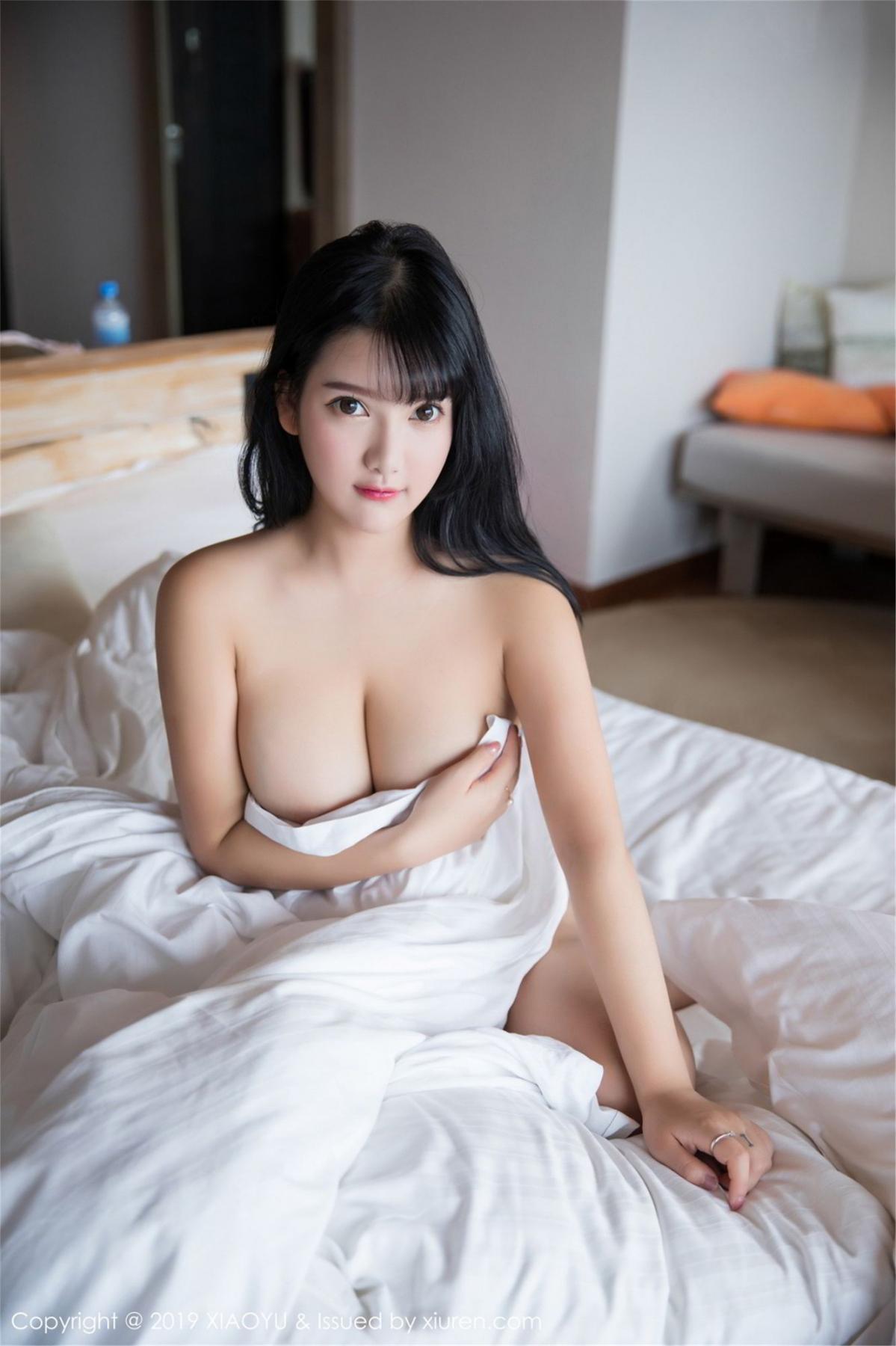 [XiaoYu] Vol.070 Lu Lu Xiao Miao 18P, Baby Face Big Boobs, Lovely, Lu Lu Xiao Miao, XiaoYu