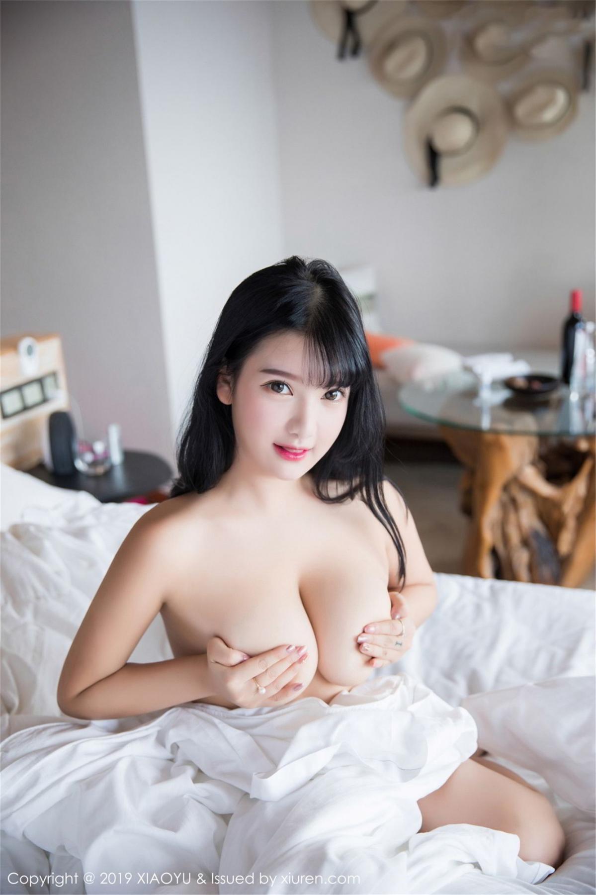 [XiaoYu] Vol.070 Lu Lu Xiao Miao 19P, Baby Face Big Boobs, Lovely, Lu Lu Xiao Miao, XiaoYu