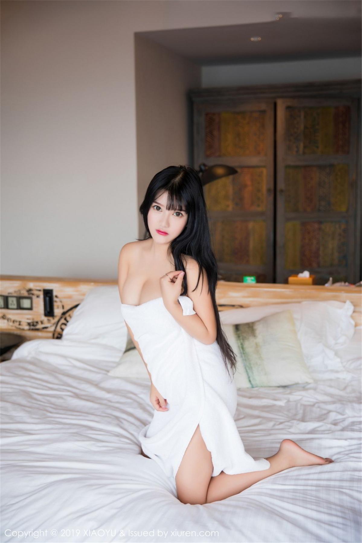 [XiaoYu] Vol.070 Lu Lu Xiao Miao 1P, Baby Face Big Boobs, Lovely, Lu Lu Xiao Miao, XiaoYu