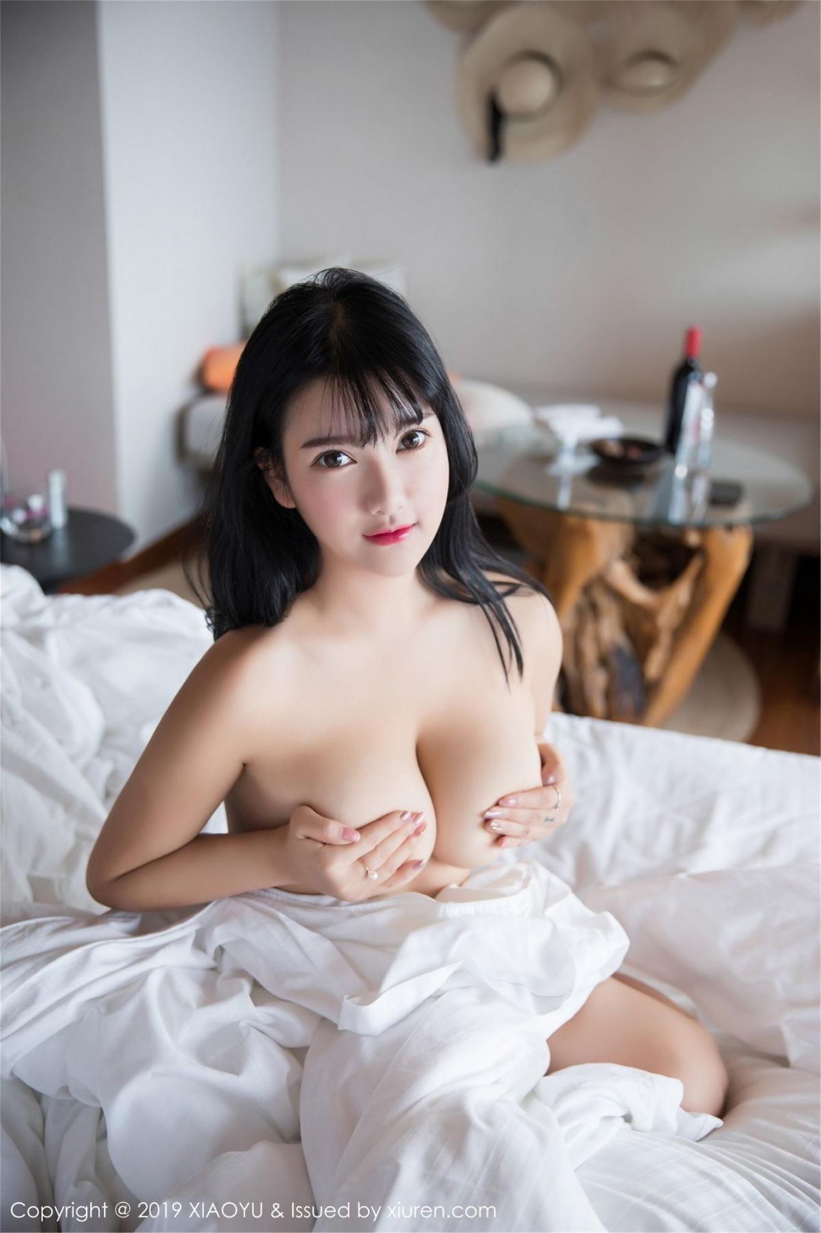 [XiaoYu] Vol.070 Lu Lu Xiao Miao 20P, Baby Face Big Boobs, Lovely, Lu Lu Xiao Miao, XiaoYu