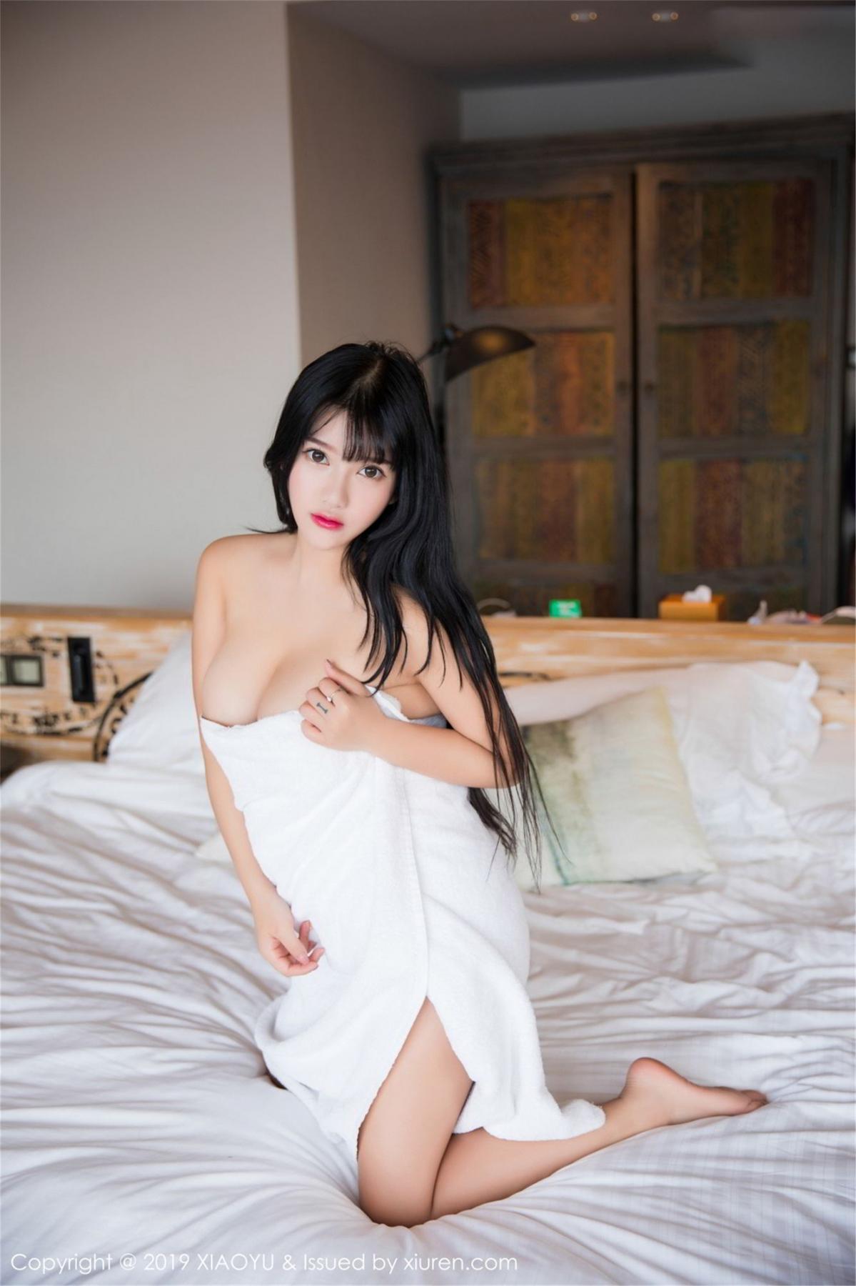 [XiaoYu] Vol.070 Lu Lu Xiao Miao 2P, Baby Face Big Boobs, Lovely, Lu Lu Xiao Miao, XiaoYu