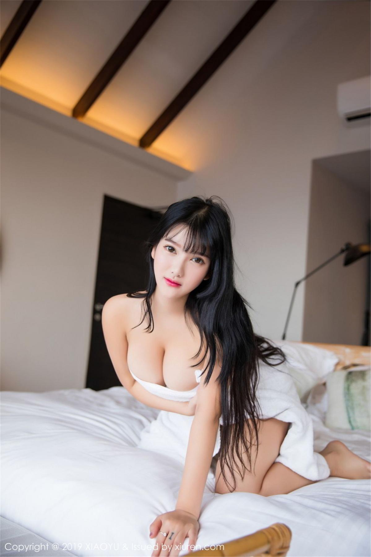 [XiaoYu] Vol.070 Lu Lu Xiao Miao 3P, Baby Face Big Boobs, Lovely, Lu Lu Xiao Miao, XiaoYu