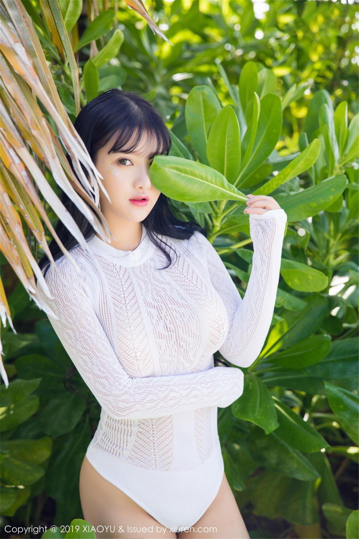 [XiaoYu] Vol.070 Lu Lu Xiao Miao 42P, Baby Face Big Boobs, Lovely, Lu Lu Xiao Miao, XiaoYu