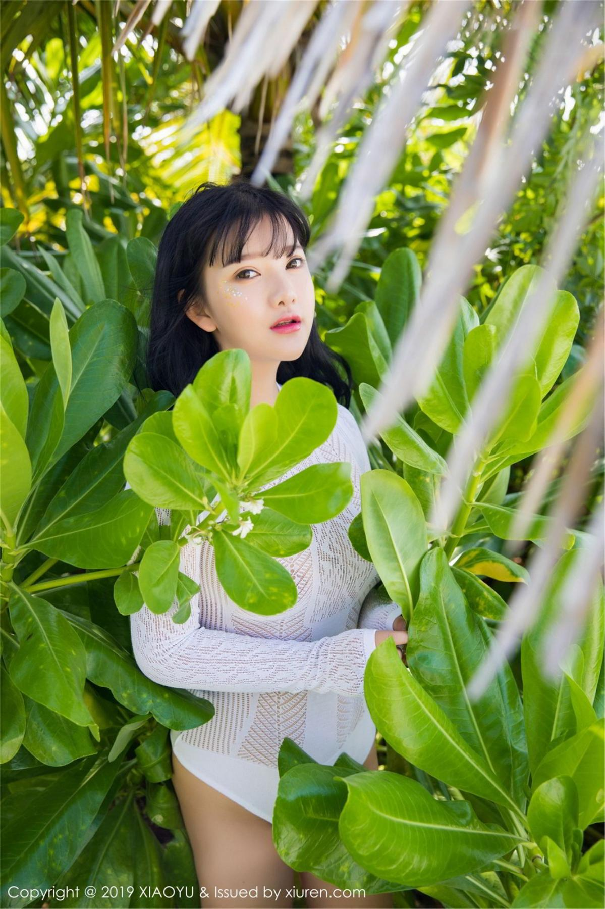 [XiaoYu] Vol.070 Lu Lu Xiao Miao 43P, Baby Face Big Boobs, Lovely, Lu Lu Xiao Miao, XiaoYu