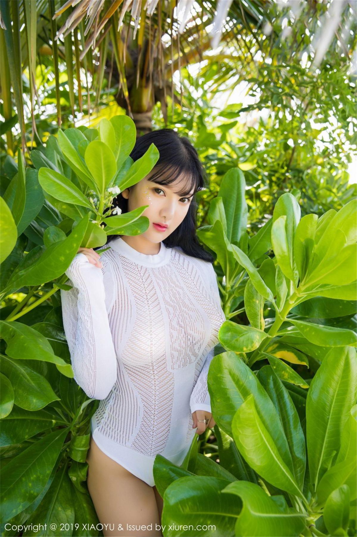 [XiaoYu] Vol.070 Lu Lu Xiao Miao 44P, Baby Face Big Boobs, Lovely, Lu Lu Xiao Miao, XiaoYu