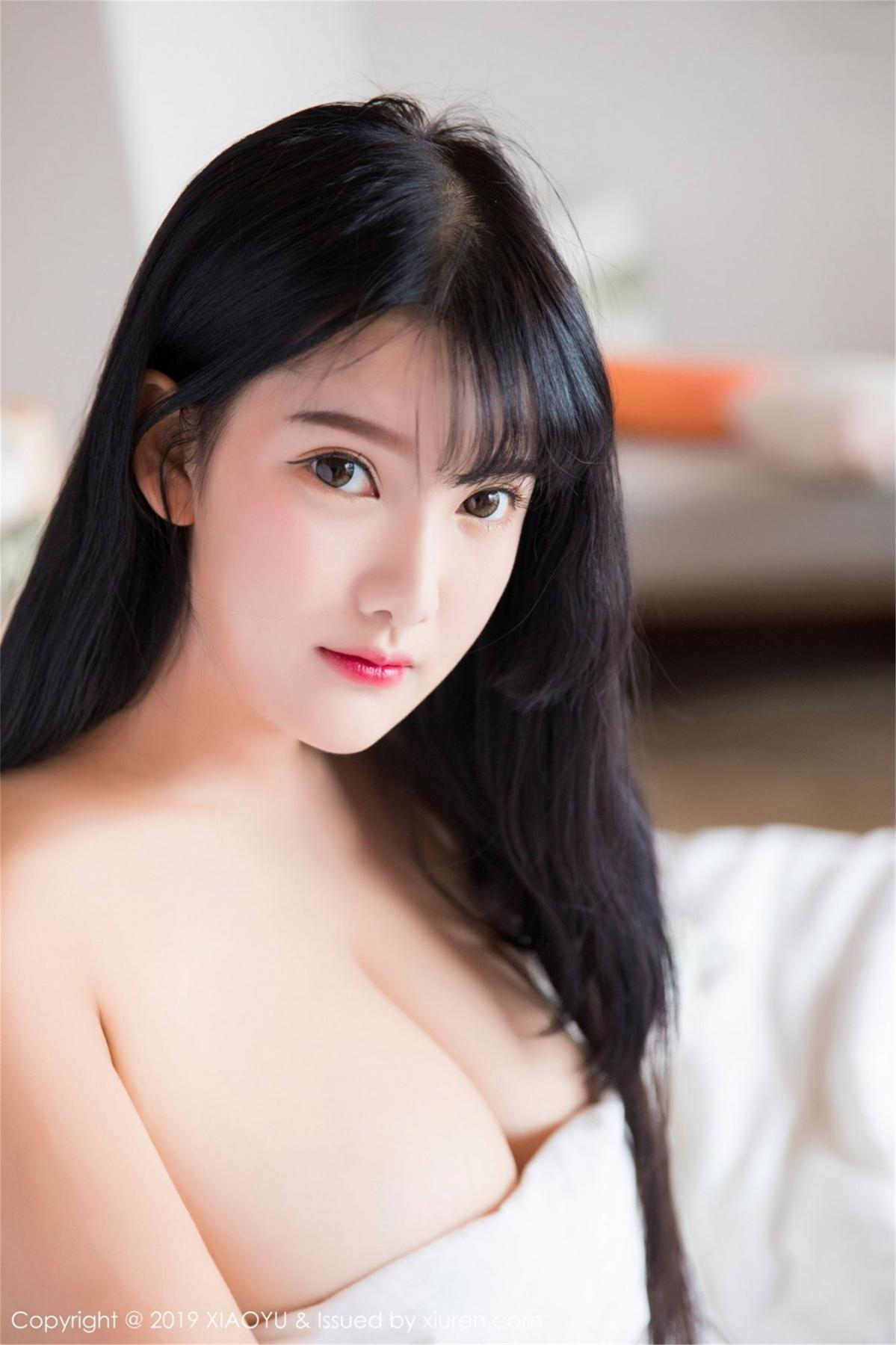 [XiaoYu] Vol.070 Lu Lu Xiao Miao 5P, Baby Face Big Boobs, Lovely, Lu Lu Xiao Miao, XiaoYu