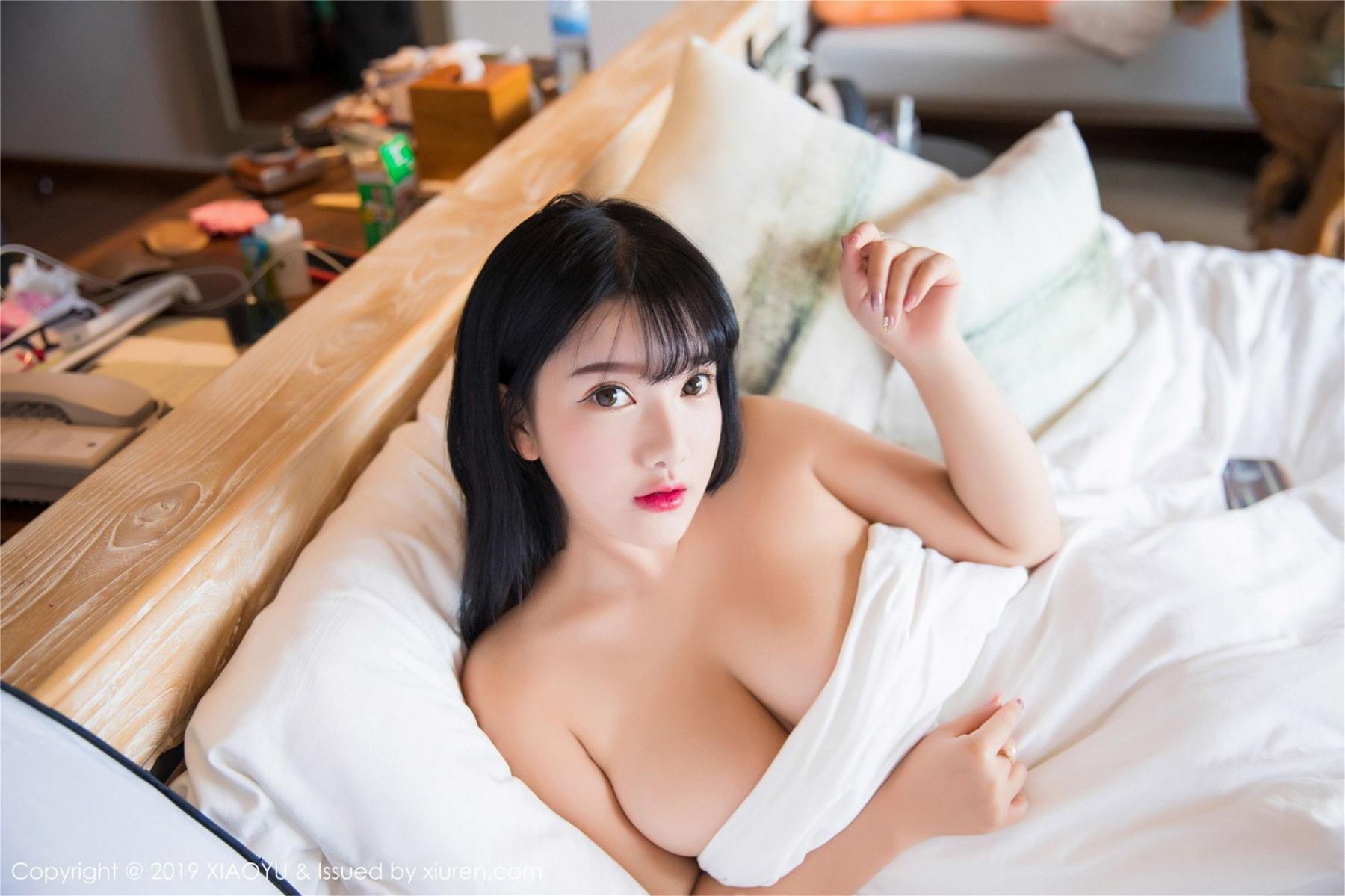 [XiaoYu] Vol.070 Lu Lu Xiao Miao 6P, Baby Face Big Boobs, Lovely, Lu Lu Xiao Miao, XiaoYu