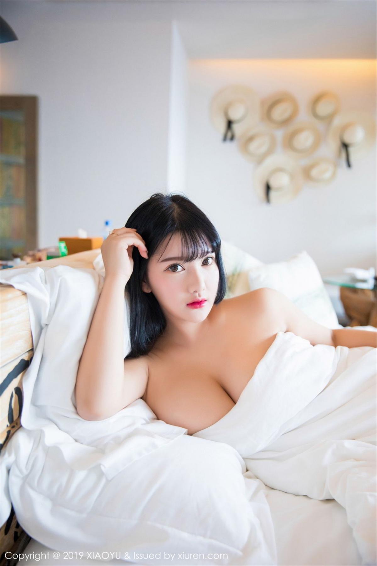 [XiaoYu] Vol.070 Lu Lu Xiao Miao 7P, Baby Face Big Boobs, Lovely, Lu Lu Xiao Miao, XiaoYu