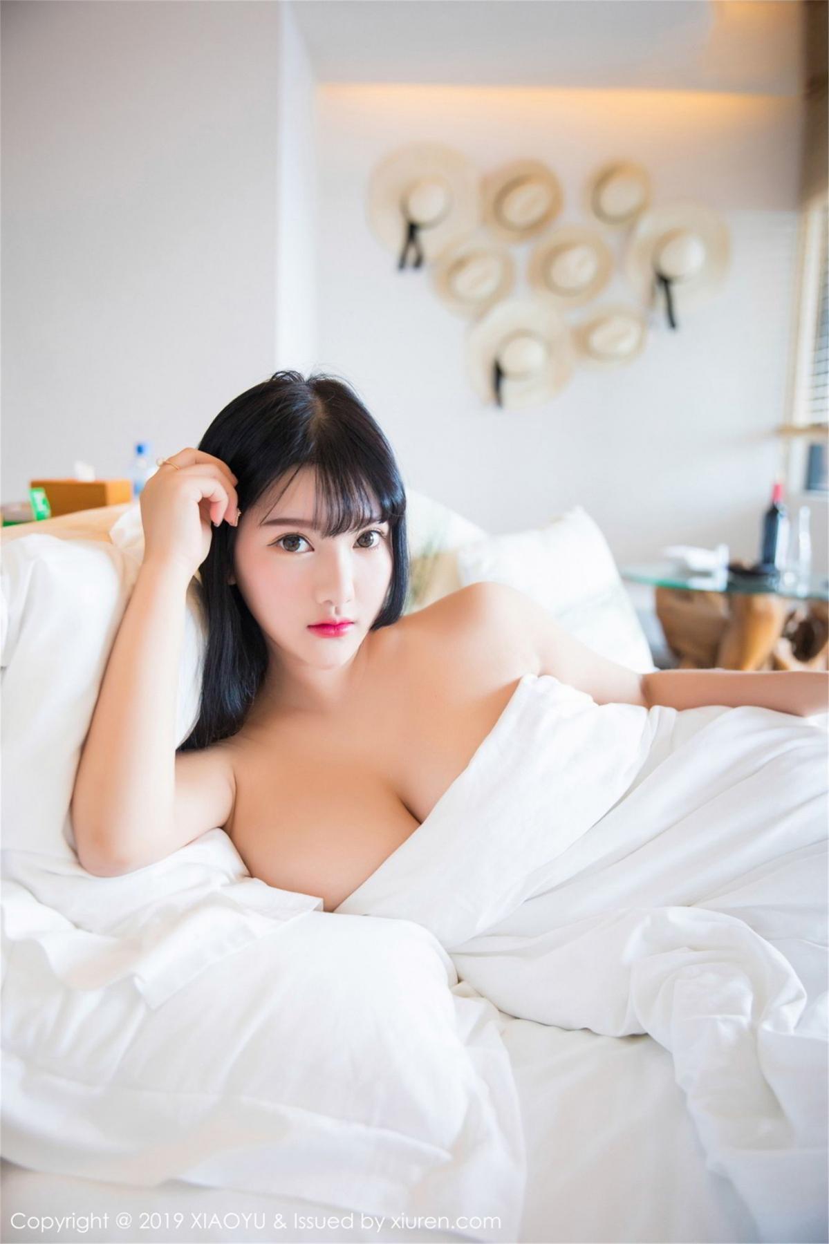 [XiaoYu] Vol.070 Lu Lu Xiao Miao 8P, Baby Face Big Boobs, Lovely, Lu Lu Xiao Miao, XiaoYu