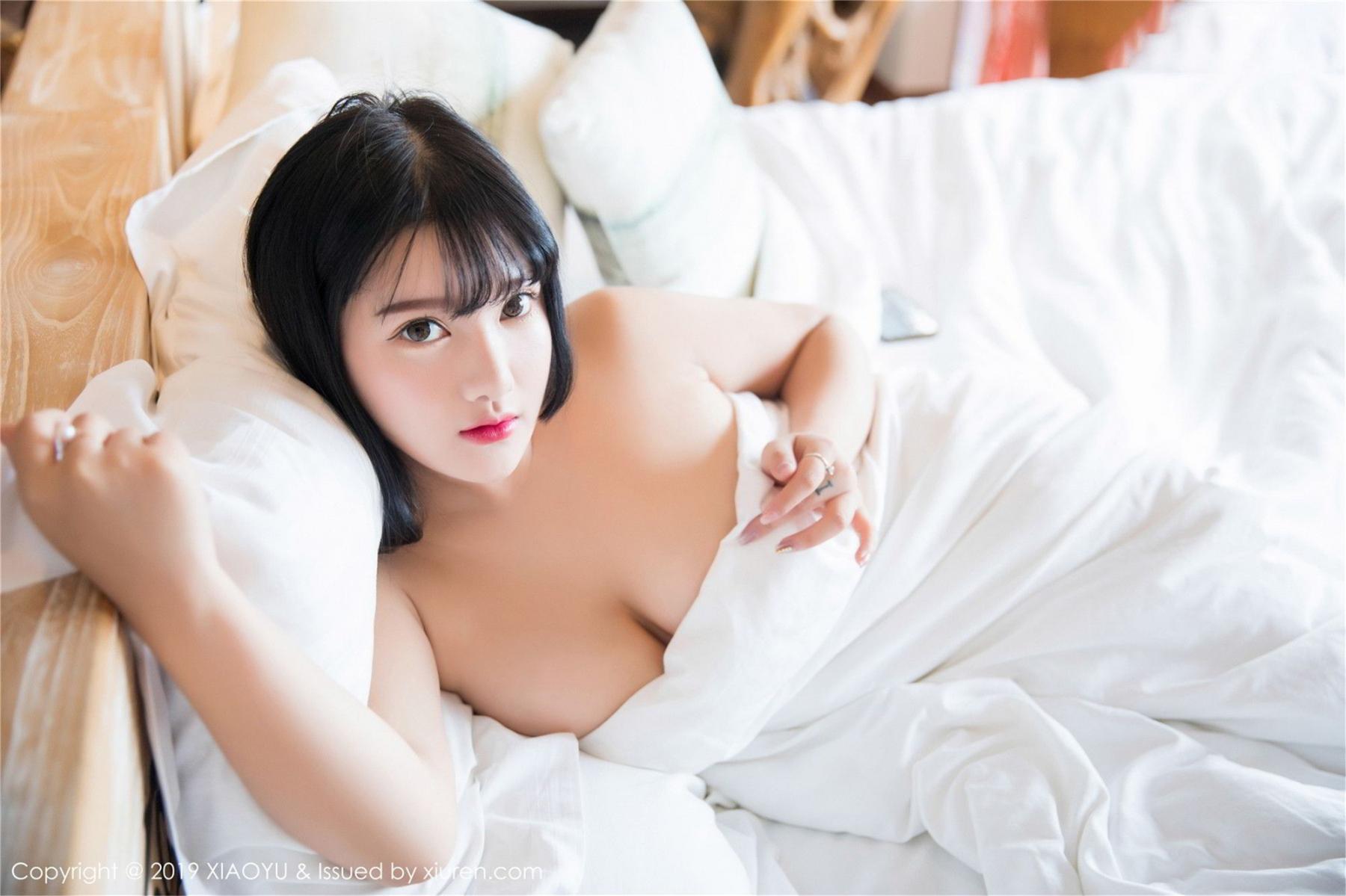 [XiaoYu] Vol.070 Lu Lu Xiao Miao 9P, Baby Face Big Boobs, Lovely, Lu Lu Xiao Miao, XiaoYu