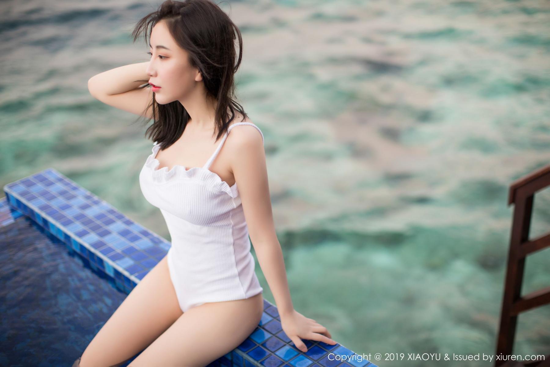 [XiaoYu] Vol.071 Xie Zhi Xin 24P, Bikini, XiaoYu, Xie Zhi Xin