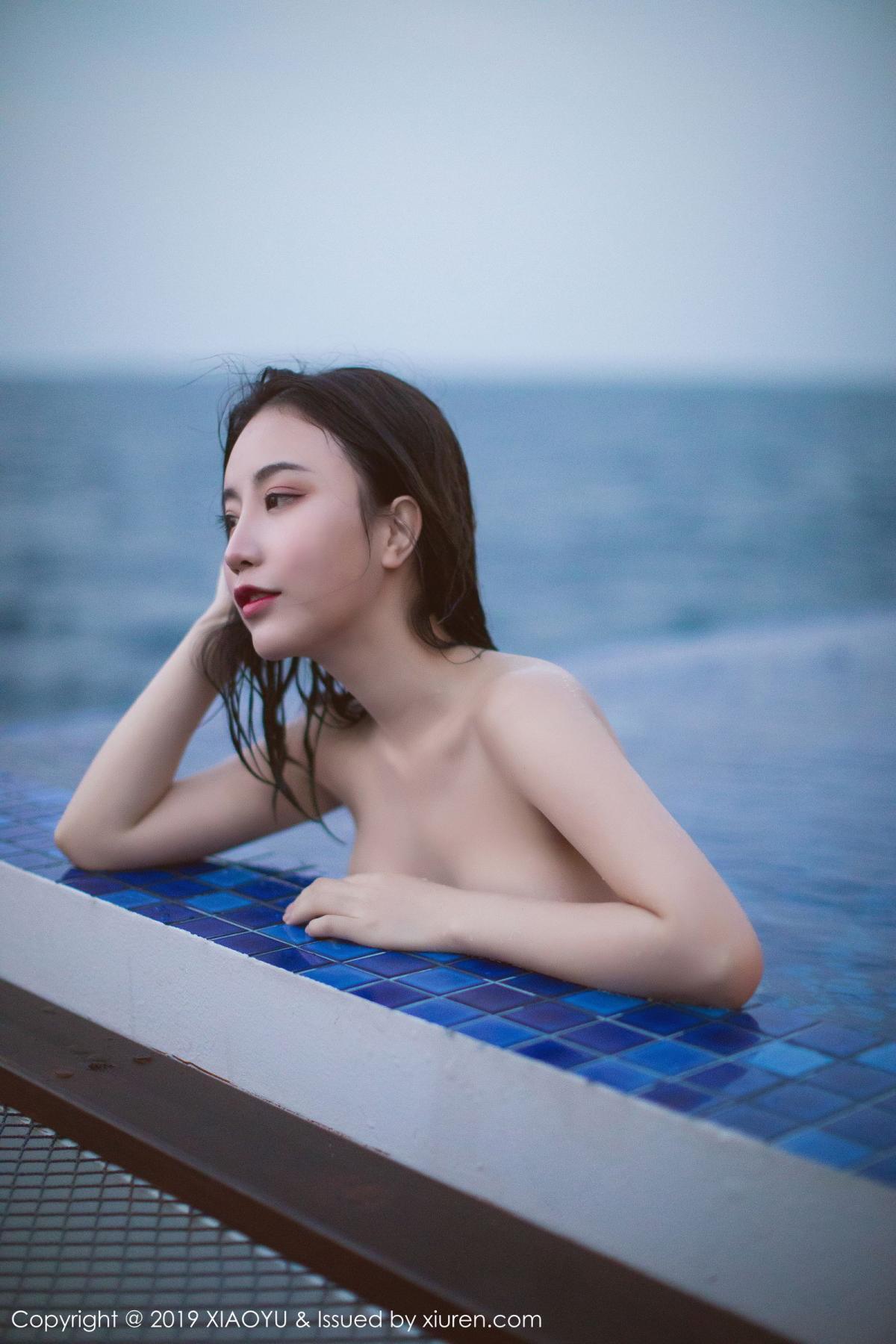 [XiaoYu] Vol.071 Xie Zhi Xin 43P, Bikini, XiaoYu, Xie Zhi Xin