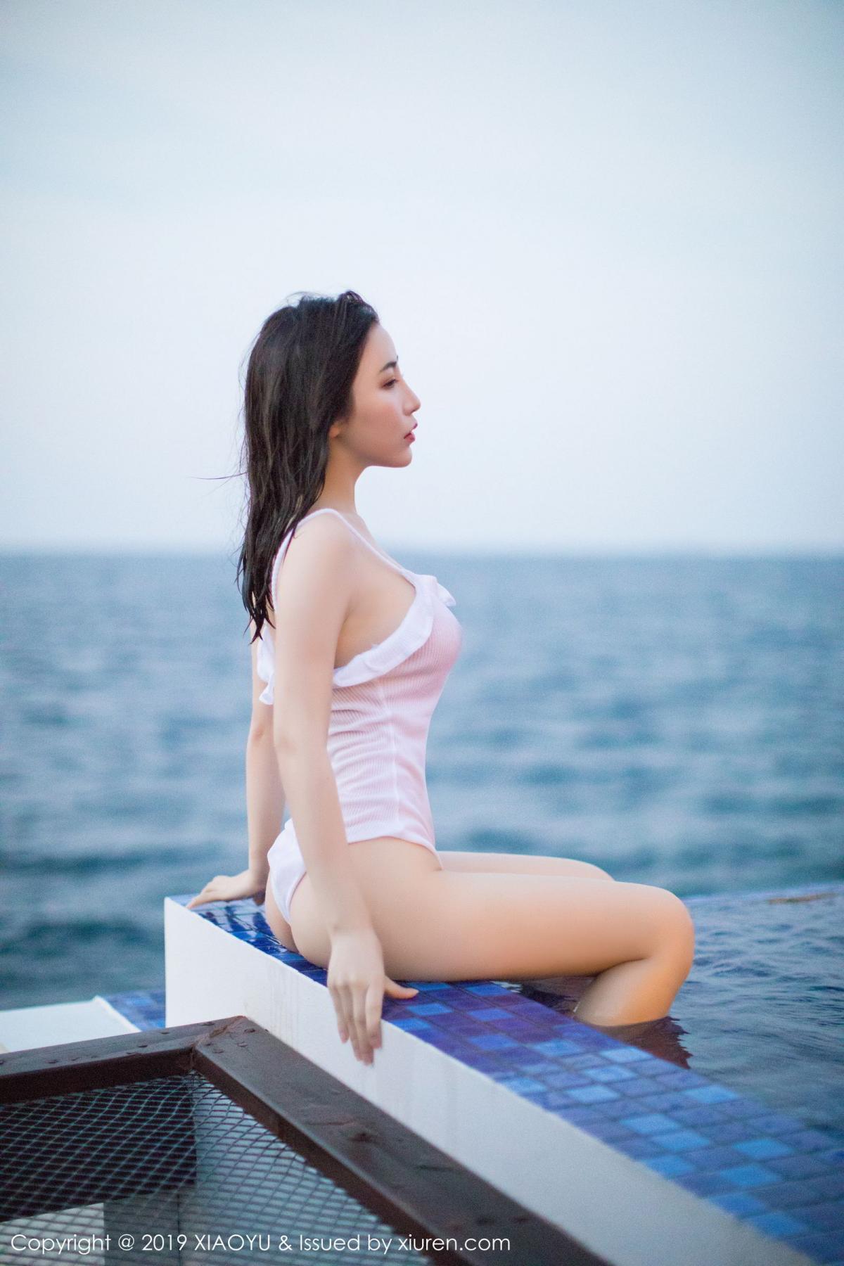 [XiaoYu] Vol.071 Xie Zhi Xin 44P, Bikini, XiaoYu, Xie Zhi Xin