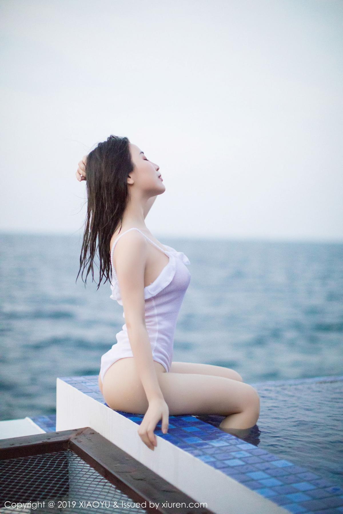[XiaoYu] Vol.071 Xie Zhi Xin 45P, Bikini, XiaoYu, Xie Zhi Xin