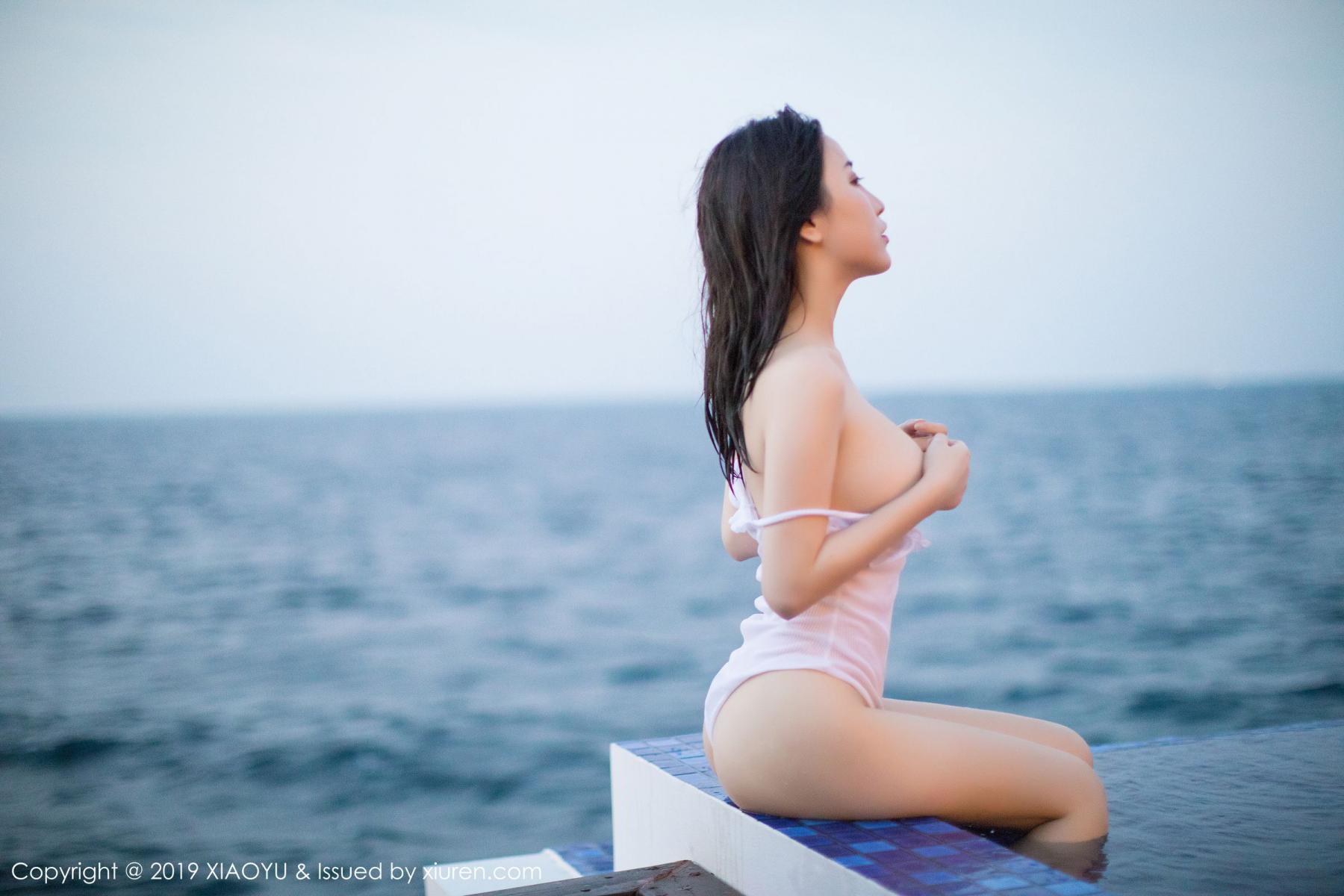 [XiaoYu] Vol.071 Xie Zhi Xin 46P, Bikini, XiaoYu, Xie Zhi Xin