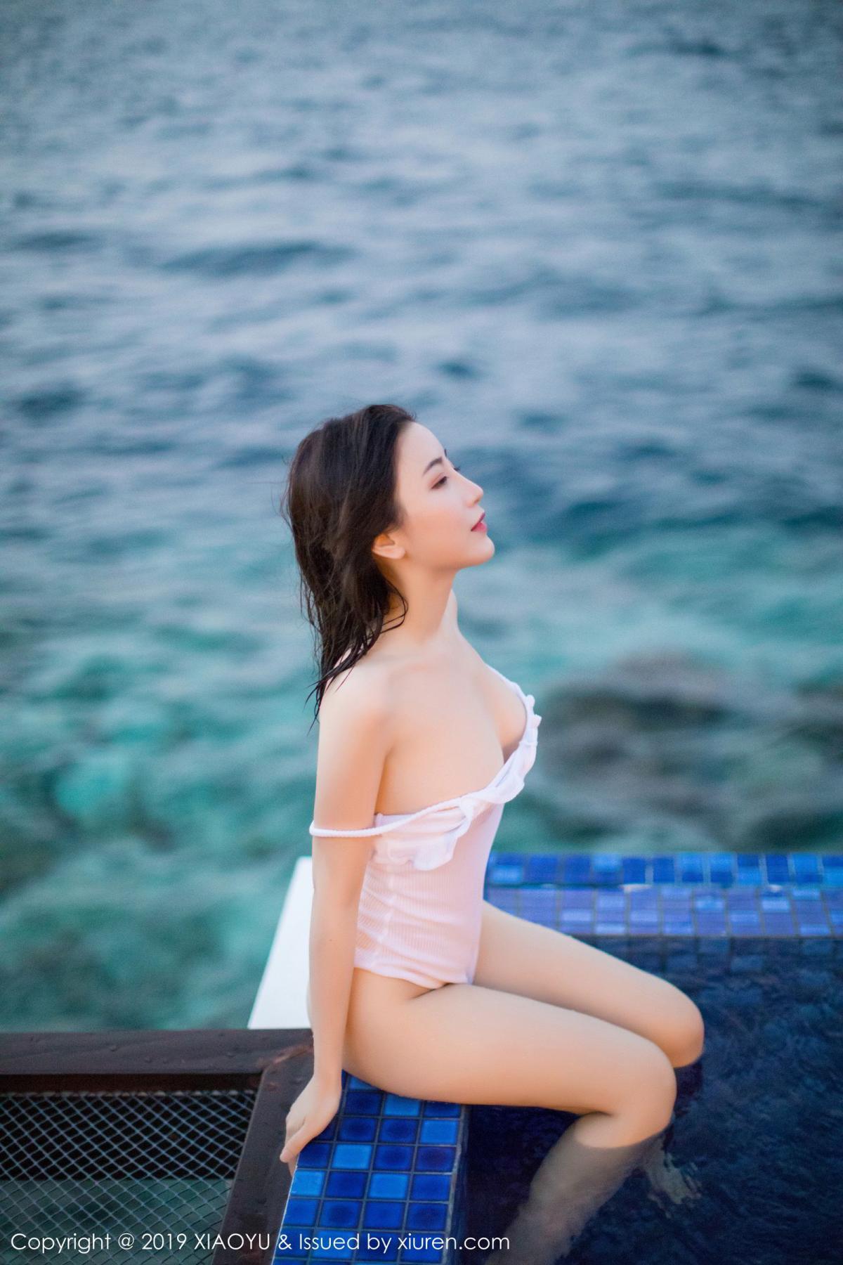 [XiaoYu] Vol.071 Xie Zhi Xin 47P, Bikini, XiaoYu, Xie Zhi Xin