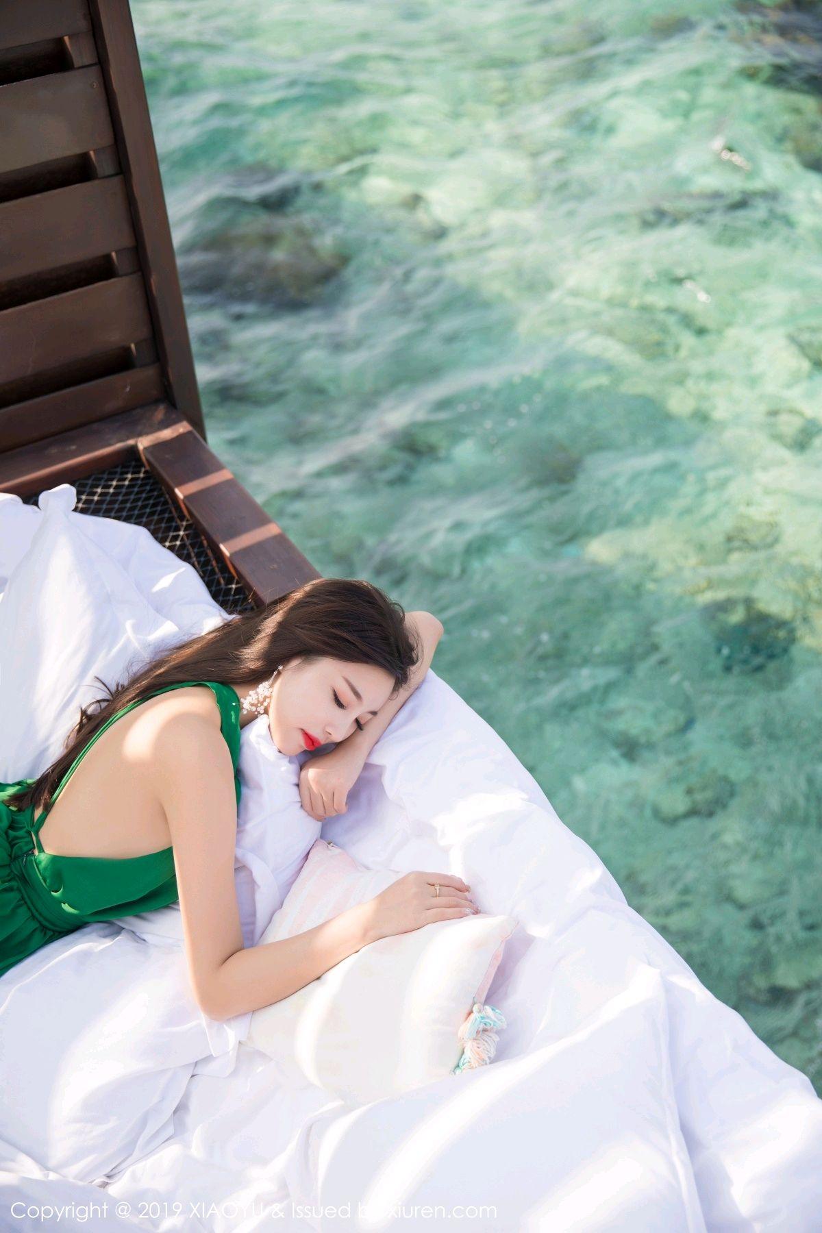 [XiaoYu] Vol.072 sugar 45P, Bikini, Swim Pool, XiaoYu, Yang Chen Chen