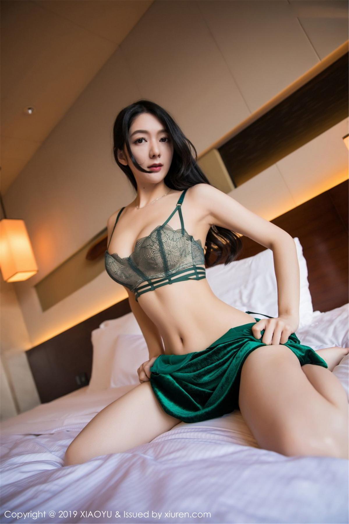 [XiaoYu] Vol.074 Angela Xi Huan Mao 10P, Di Yi, Underwear, XiaoYu