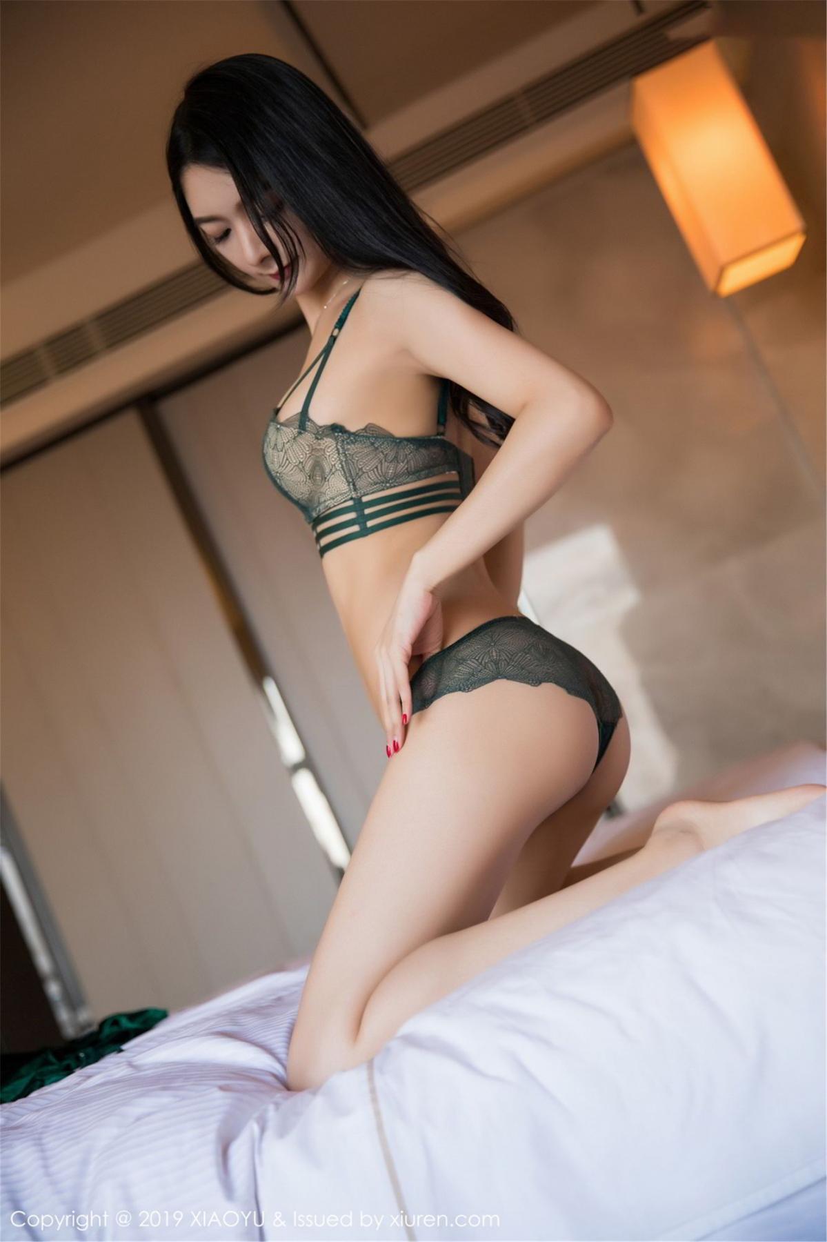 [XiaoYu] Vol.074 Angela Xi Huan Mao 14P, Di Yi, Underwear, XiaoYu
