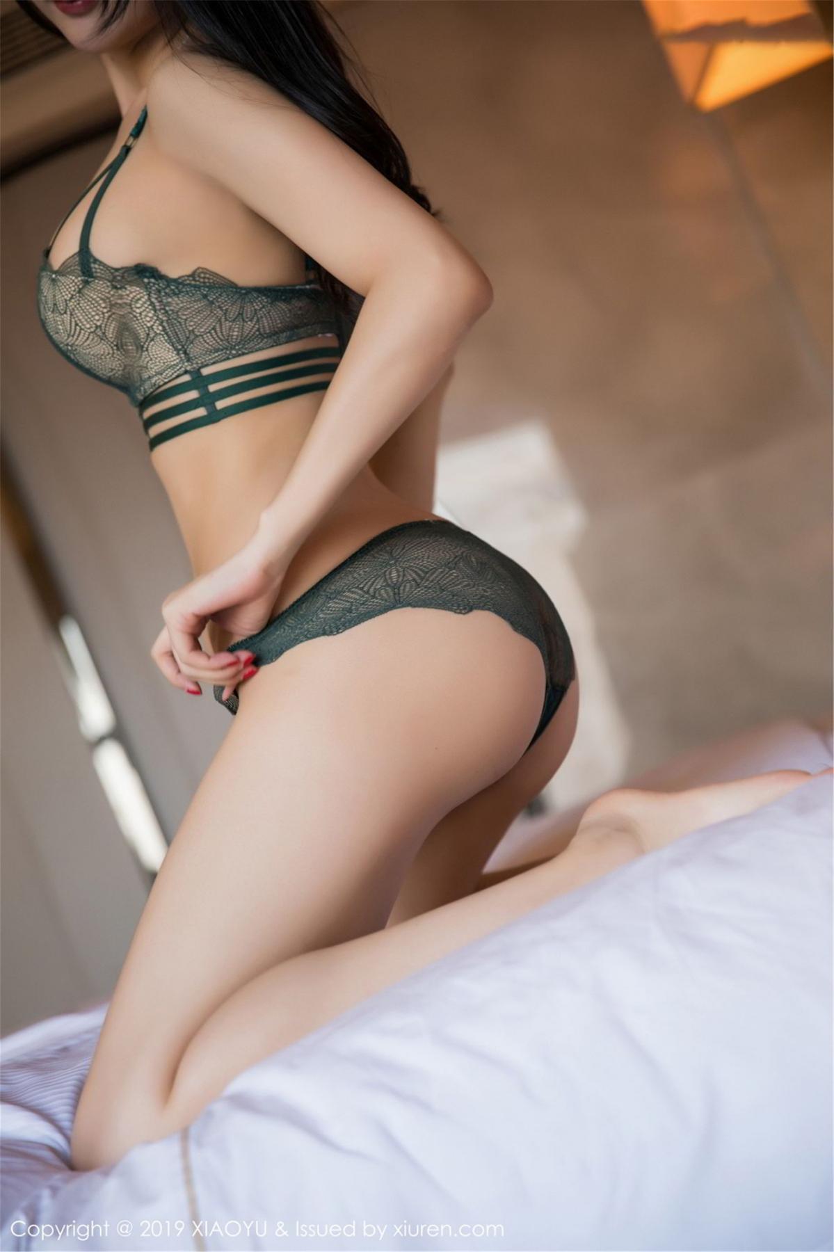 [XiaoYu] Vol.074 Angela Xi Huan Mao 15P, Di Yi, Underwear, XiaoYu