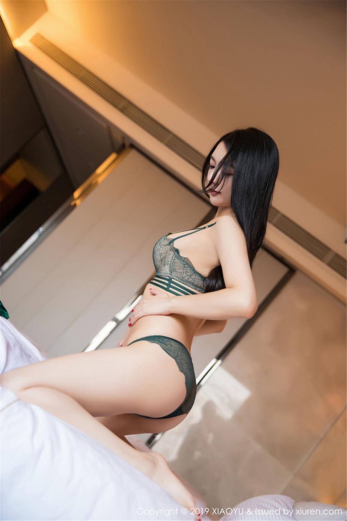 [XiaoYu] Vol.074 Angela Xi Huan Mao 16P, Di Yi, Underwear, XiaoYu