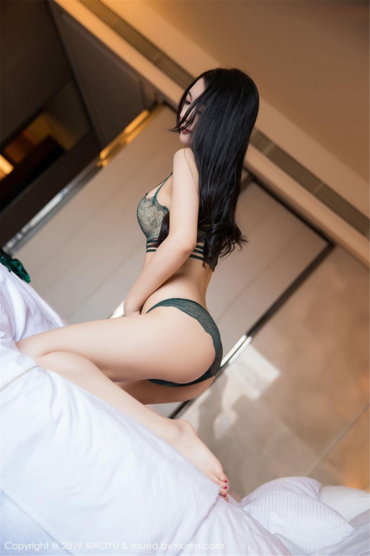[XiaoYu] Vol.074 Angela Xi Huan Mao 17P, Di Yi, Underwear, XiaoYu