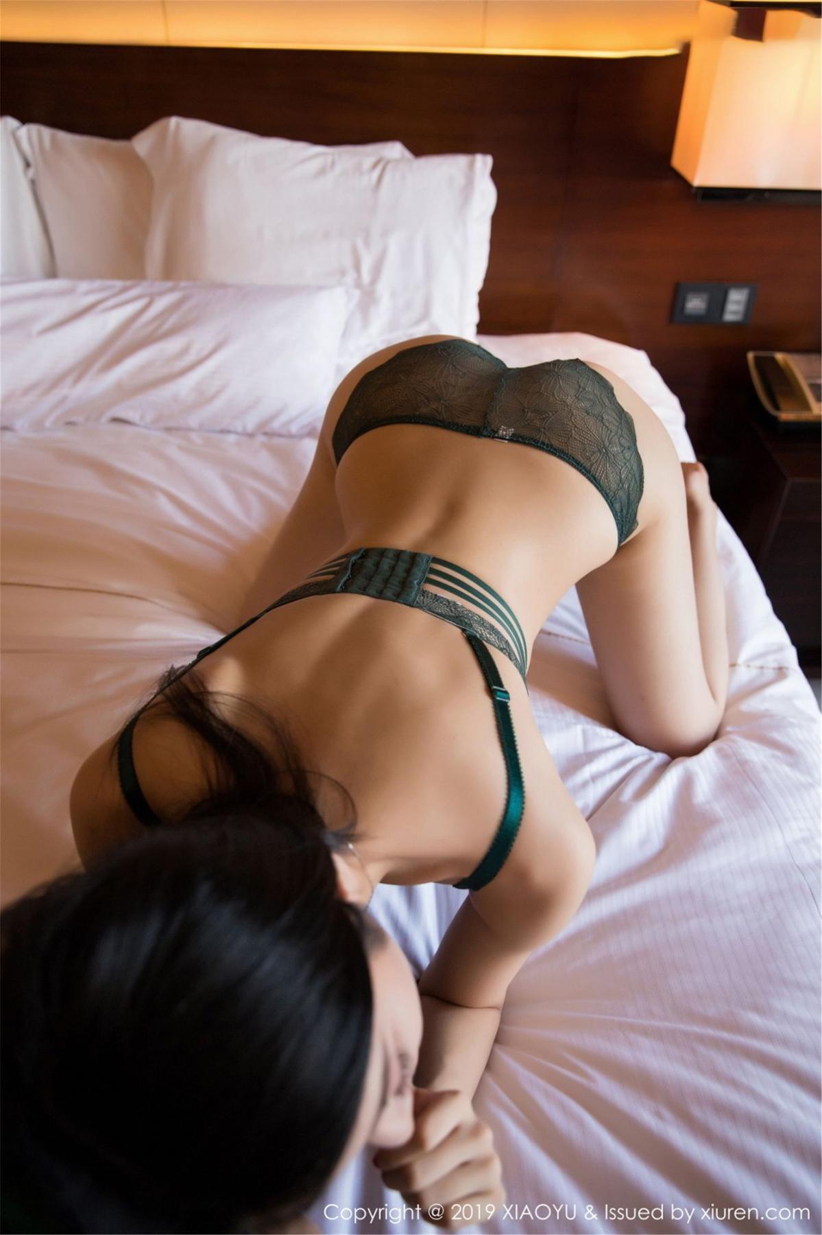 [XiaoYu] Vol.074 Angela Xi Huan Mao 21P, Di Yi, Underwear, XiaoYu