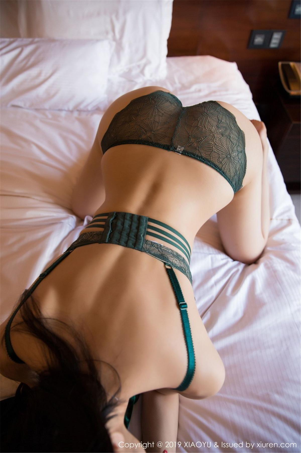 [XiaoYu] Vol.074 Angela Xi Huan Mao 22P, Di Yi, Underwear, XiaoYu