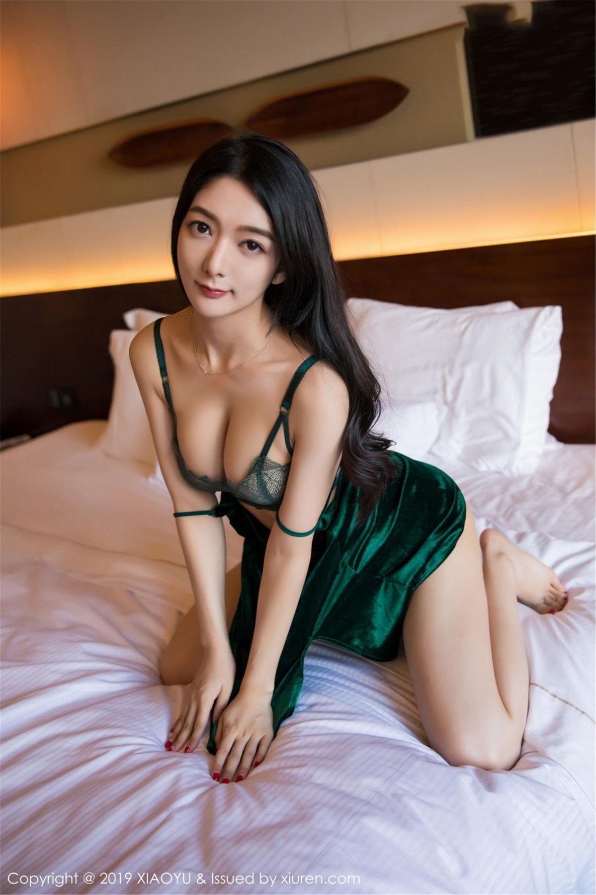 [XiaoYu] Vol.074 Angela Xi Huan Mao 2P, Di Yi, Underwear, XiaoYu