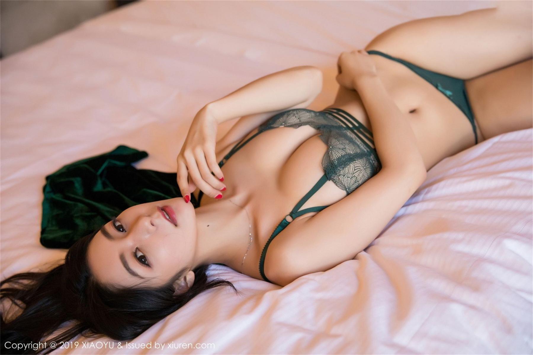 [XiaoYu] Vol.074 Angela Xi Huan Mao 33P, Di Yi, Underwear, XiaoYu