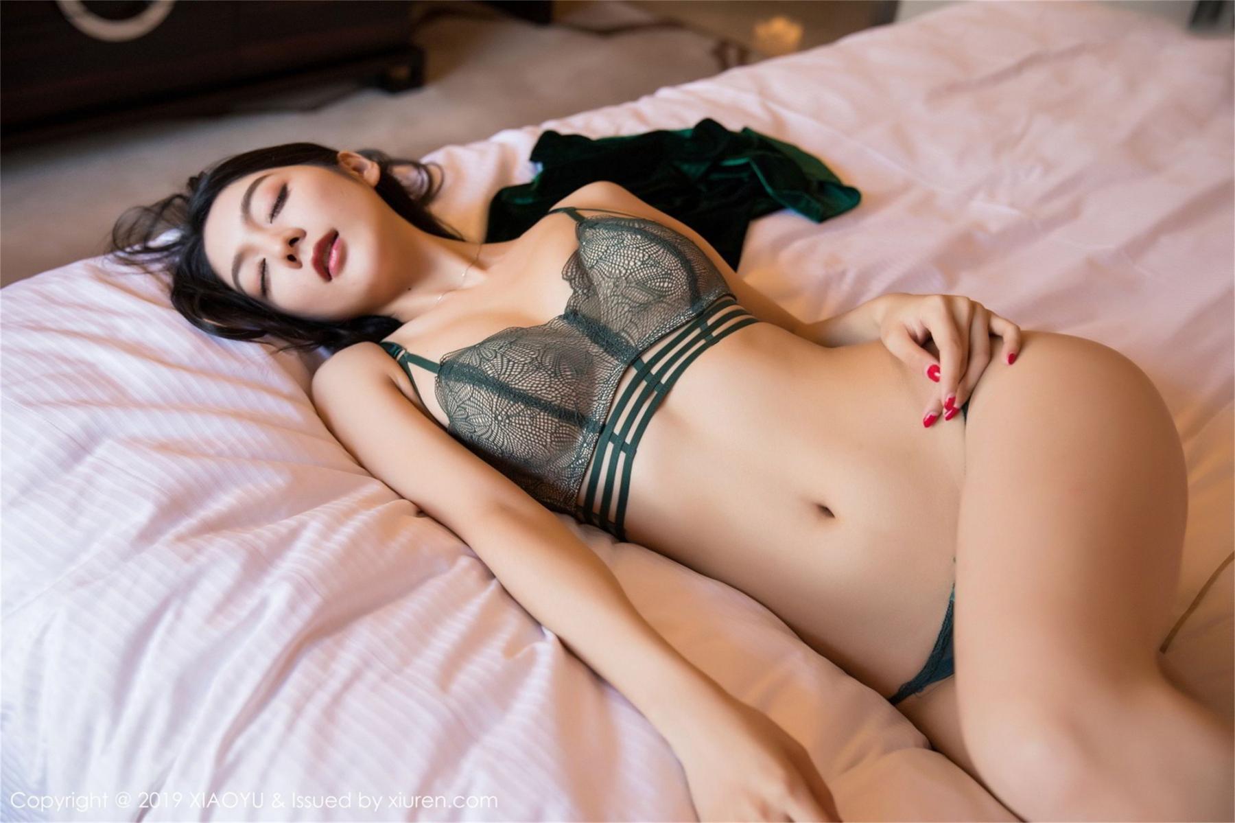 [XiaoYu] Vol.074 Angela Xi Huan Mao 37P, Di Yi, Underwear, XiaoYu